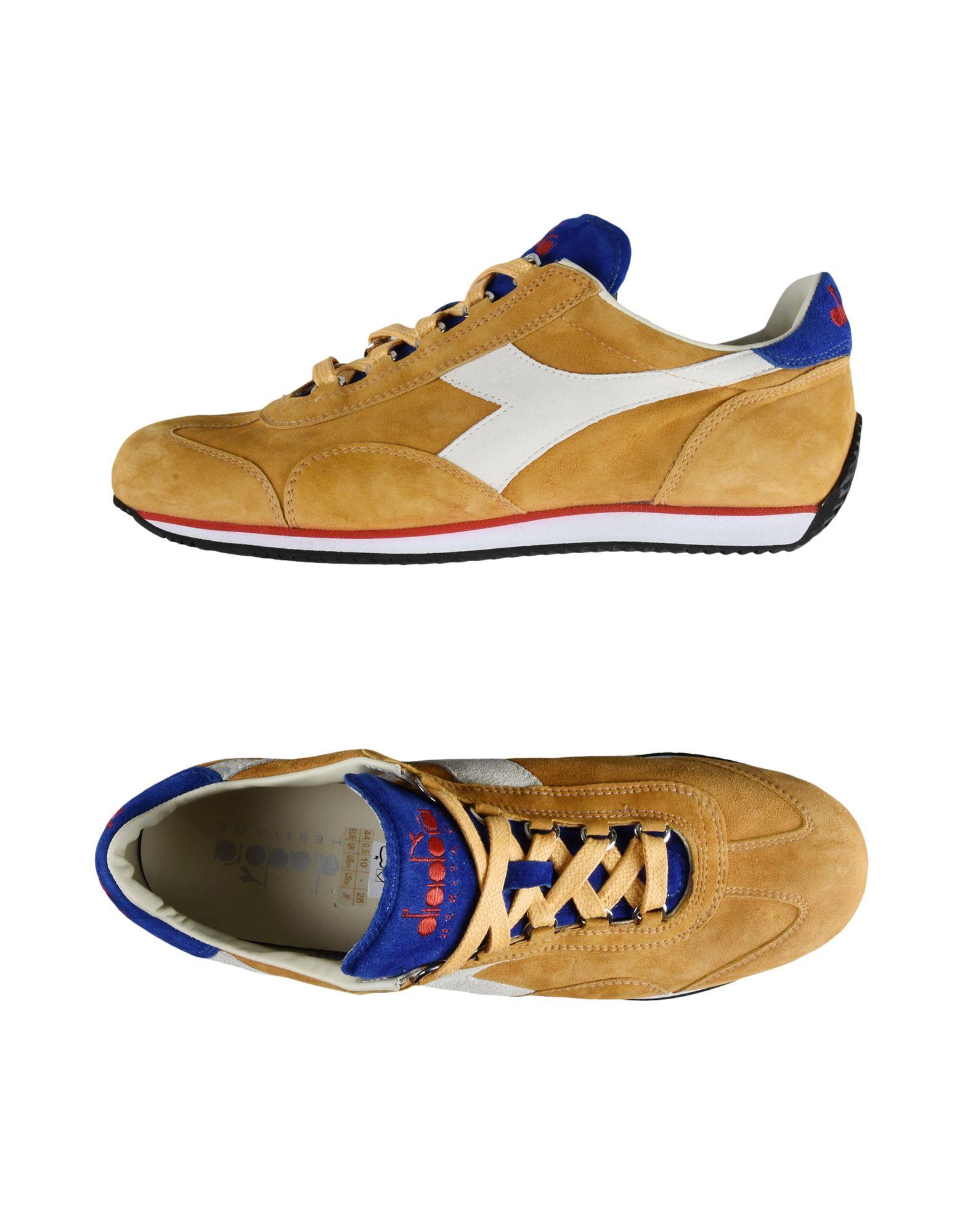 Rabatt echte Schuhe Diadora Heritage Equipe Kidskin  11209327TW