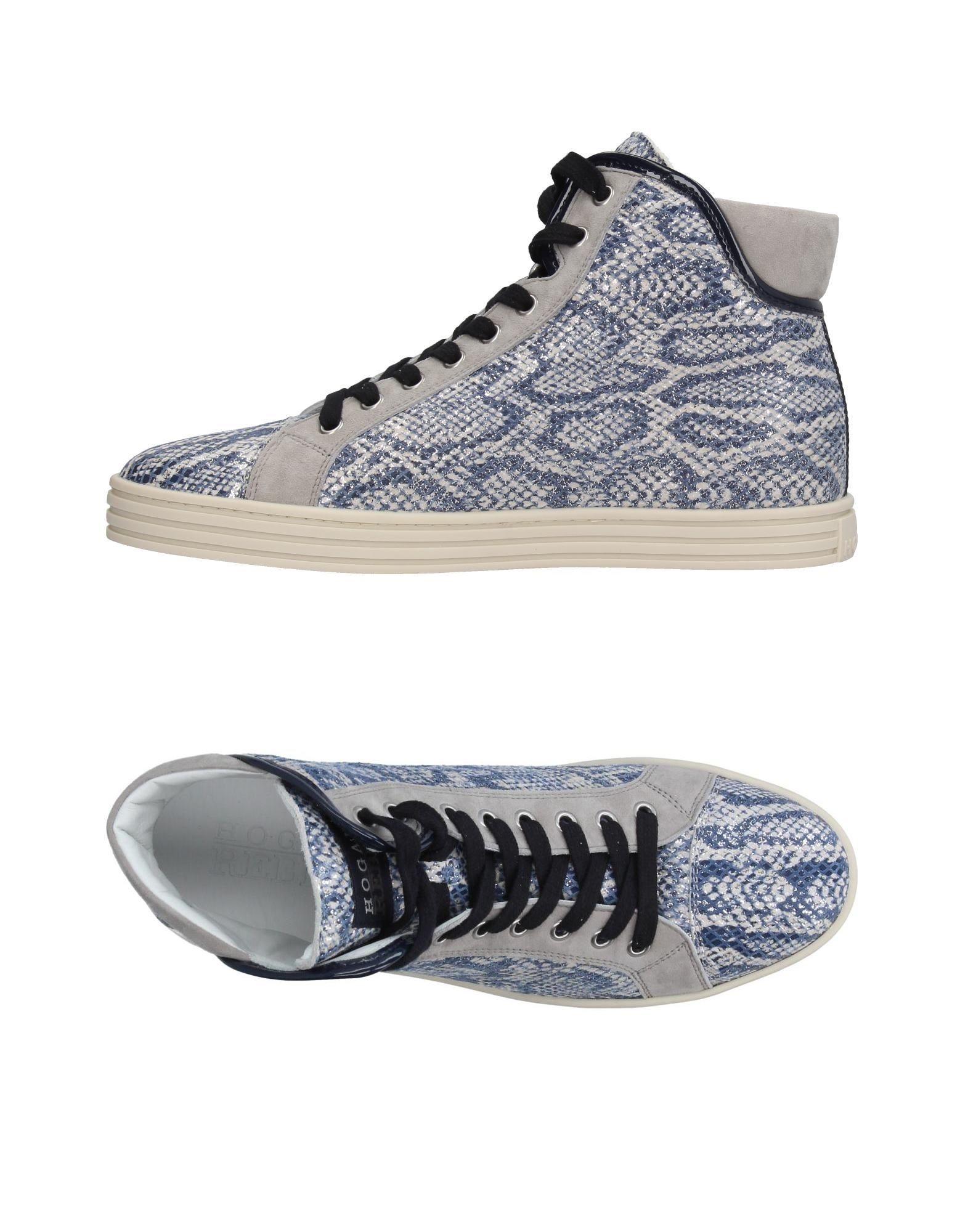 Nuevos zapatos para hombres y mujeres, descuento por tiempo Mujer limitado Zapatillas Hogan Rebel Mujer tiempo - Zapatillas Hogan Rebel  Azul marino 285d3a