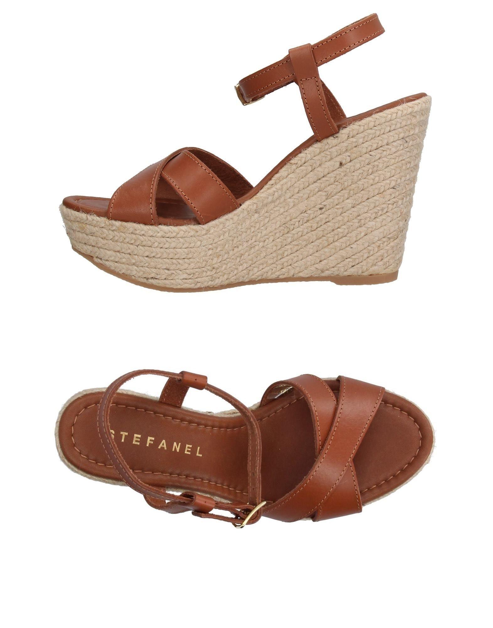 Stefanel Espadrilles Damen  11210032BT Gute Qualität beliebte Schuhe