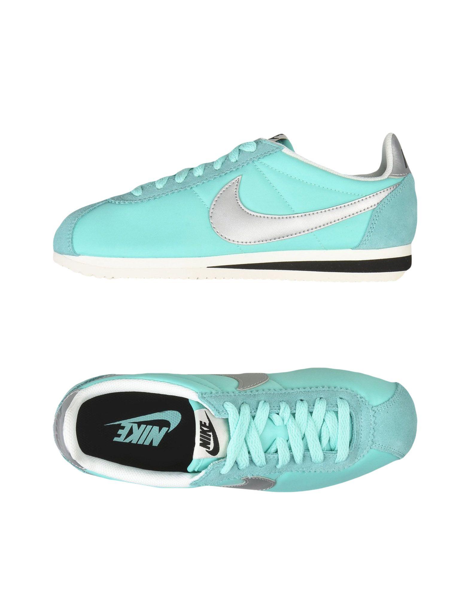 Scarpe da Ginnastica Nike - Classic Cortez Nylon Prem - Nike Donna - 11210266JP ba1602