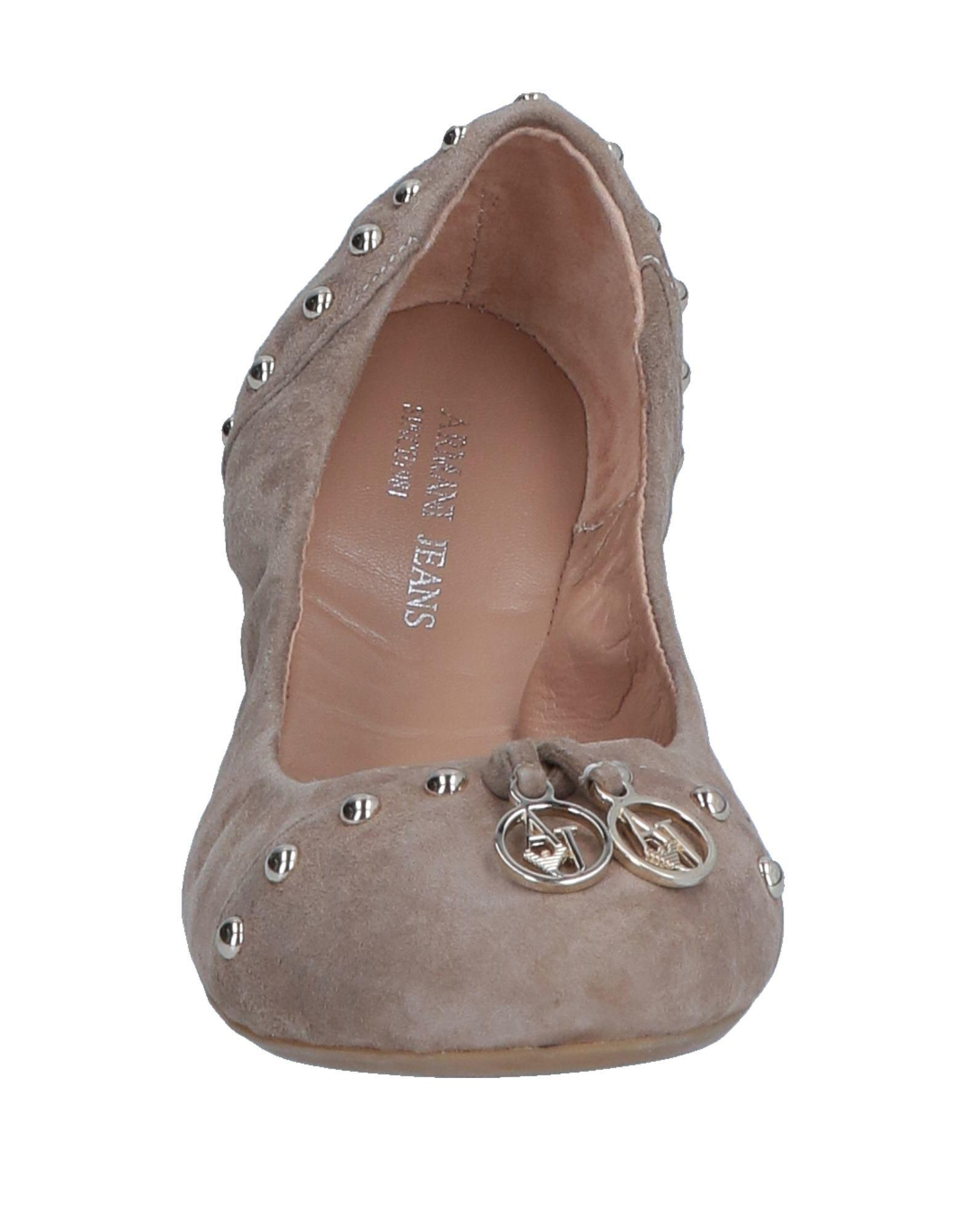Armani Jeans Ballerinas Damen    11210512FW Gute Qualität beliebte Schuhe d92e7f