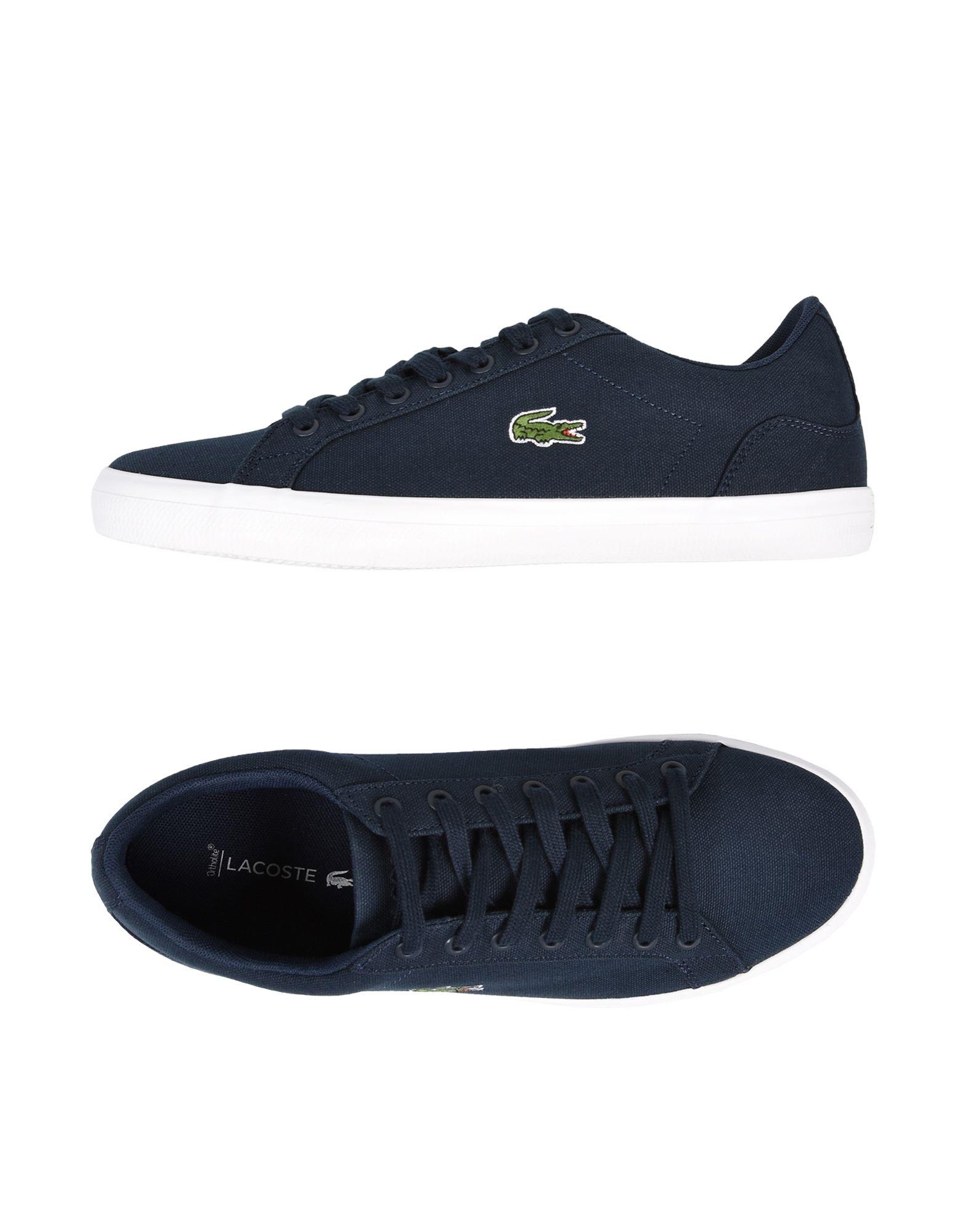 Sneakers Lacoste Lerond Bl 2 - Homme - Sneakers Lacoste sur