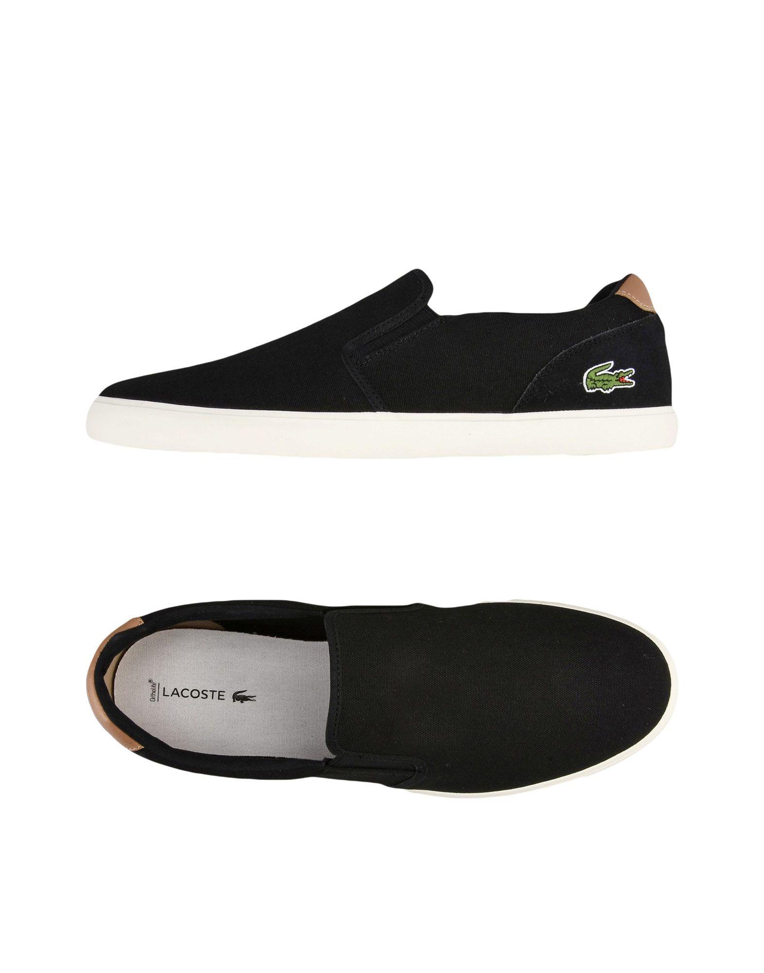 Haltbare Mode billige Schuhe Lacoste Jouer Slip 11210844DR Neue Schuhe
