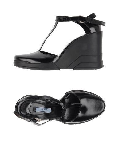 Descuento de la marca Zapato De Salones Salón Prada Mujer - Salones De Prada - 11210915DR Negro 6bb463