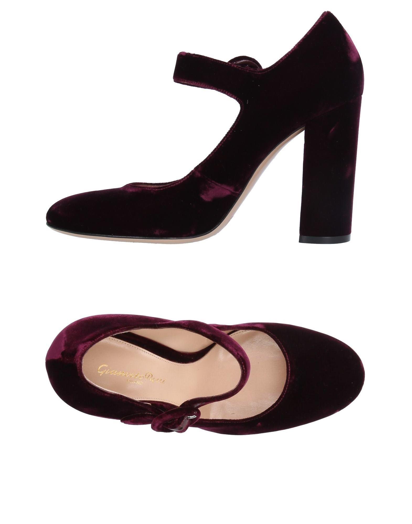 Rabatt Schuhe Gianvito Rossi Pumps Damen  11210992AB