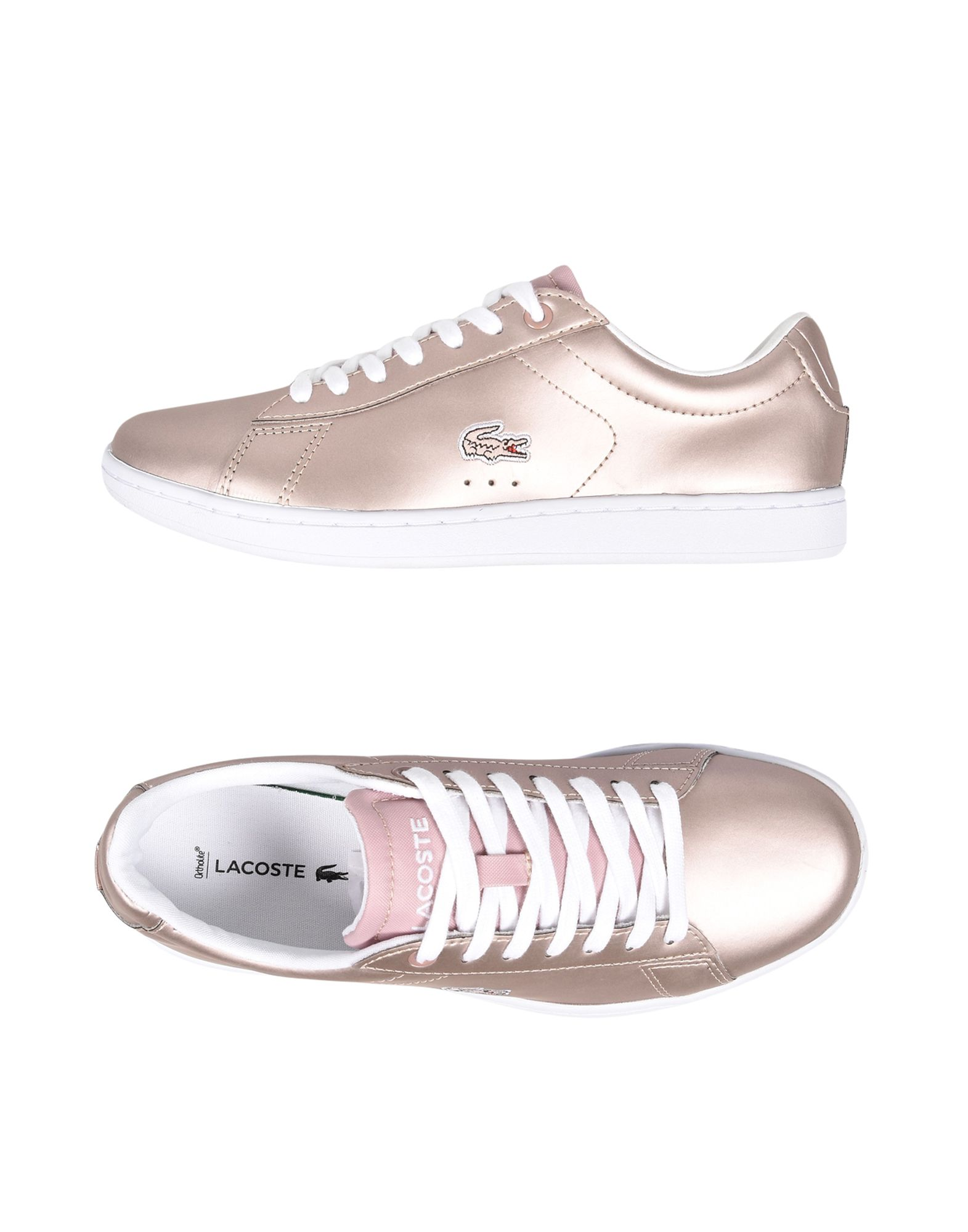 Lacoste Carnaby Evo 117 3 - Sneakers - Women Lacoste Sneakers online on  YOOX United States - 11211067AS 8127336071e
