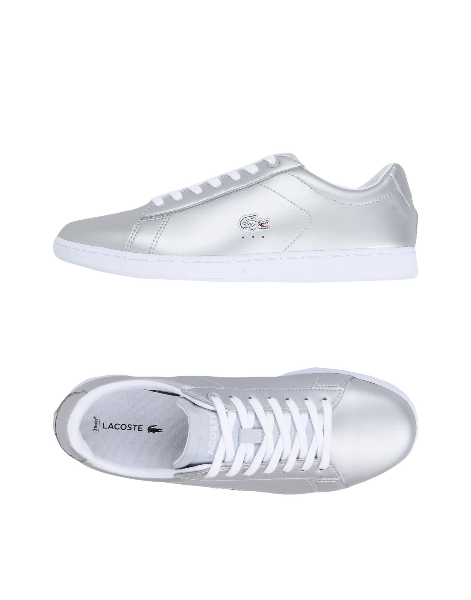en soldes 4d2bc 179e4 LACOSTE Sneakers - Footwear | YOOX.COM