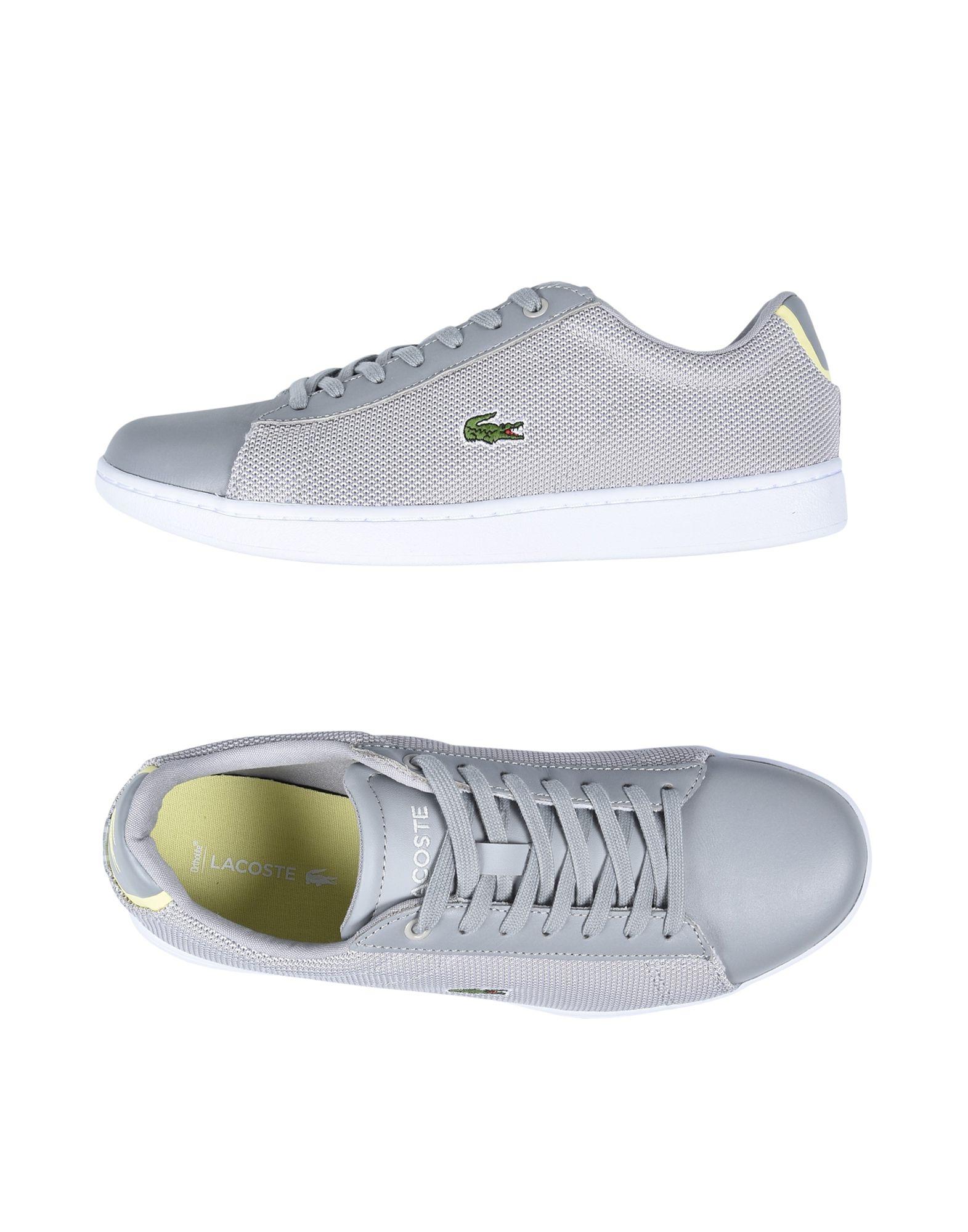 Sneakers Lacoste Carnaby Evo 117 1 - Femme - Sneakers Lacoste sur