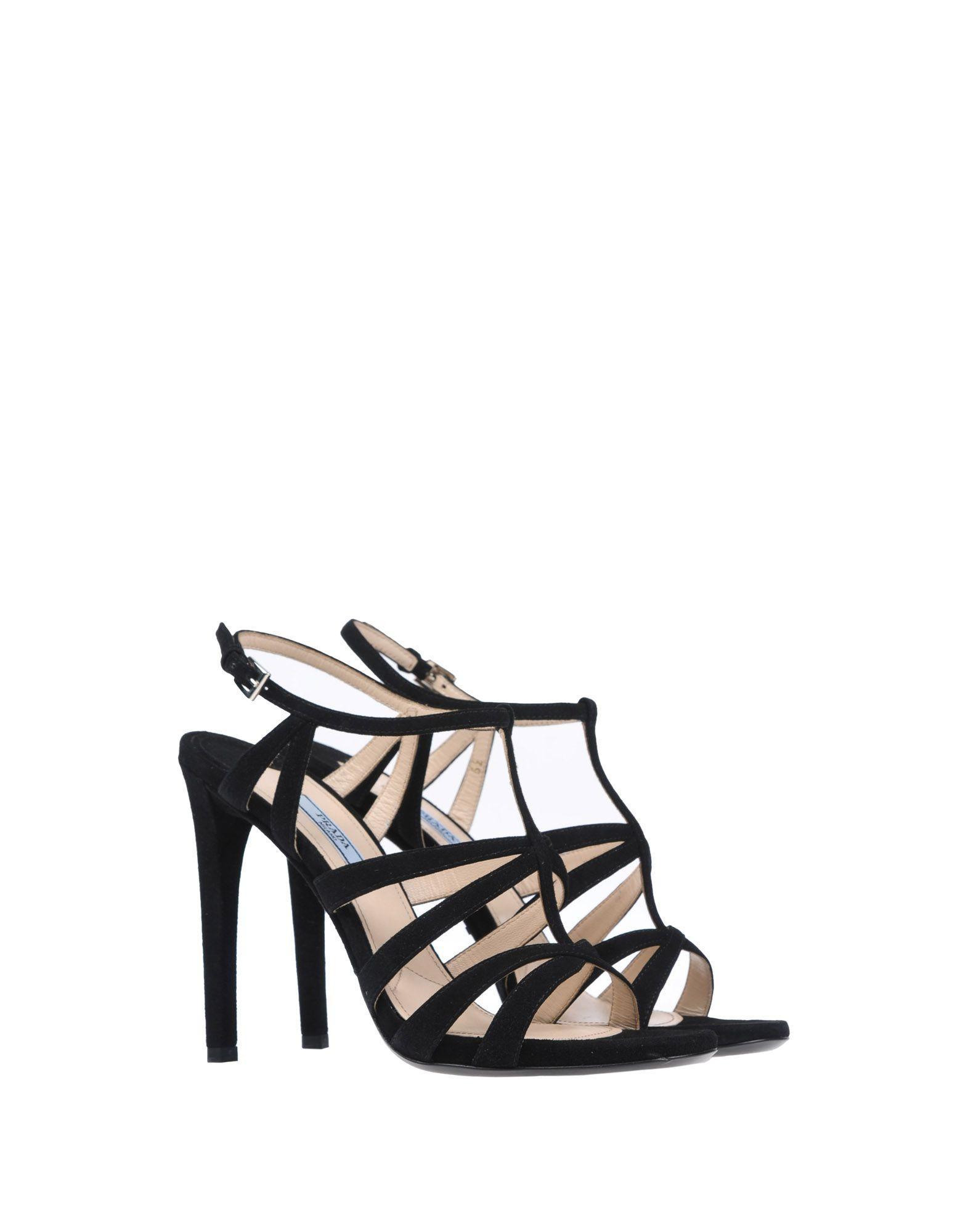 Prada Sandalen Sandalen Sandalen Damen 11211203XRGünstige gut aussehende Schuhe 6d6701