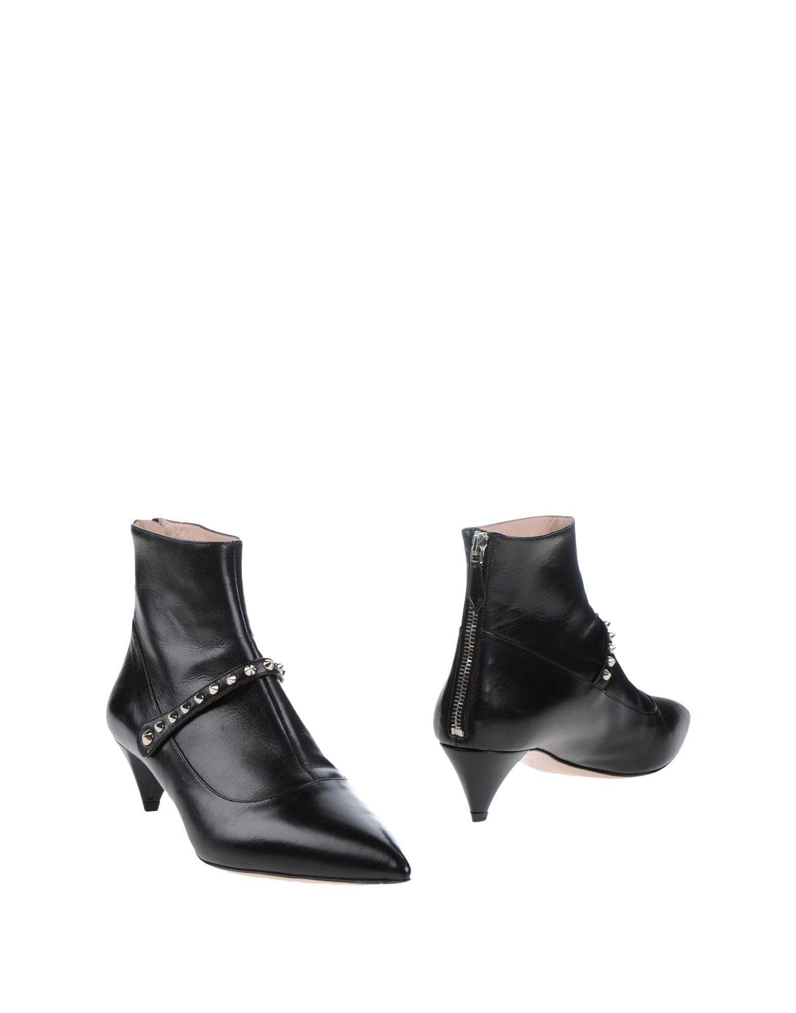 Miu Miu Stiefelette Damen  11211228ISGünstige gut aussehende Schuhe