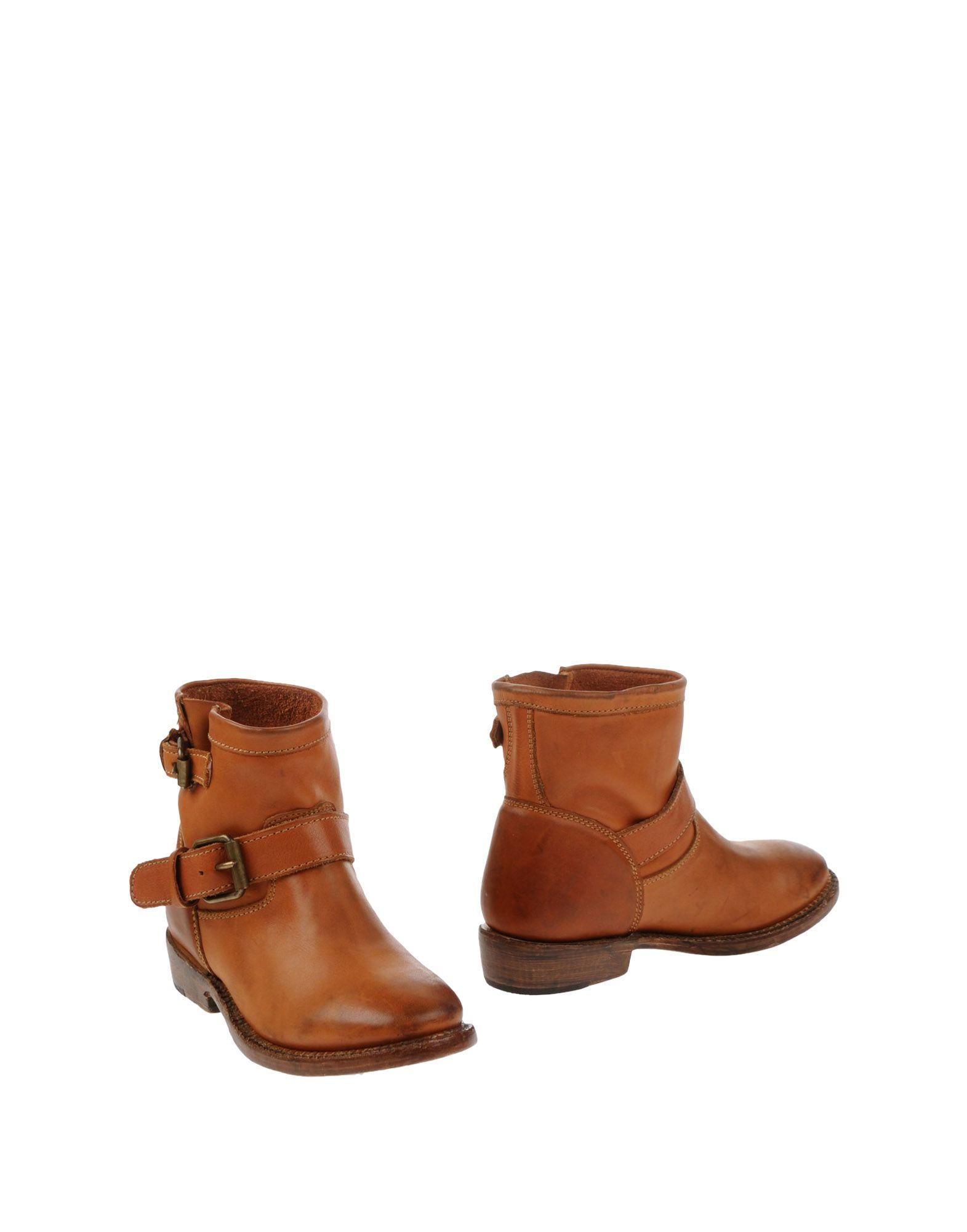 Stilvolle billige Schuhe Ash Stiefelette Damen  11211329EV