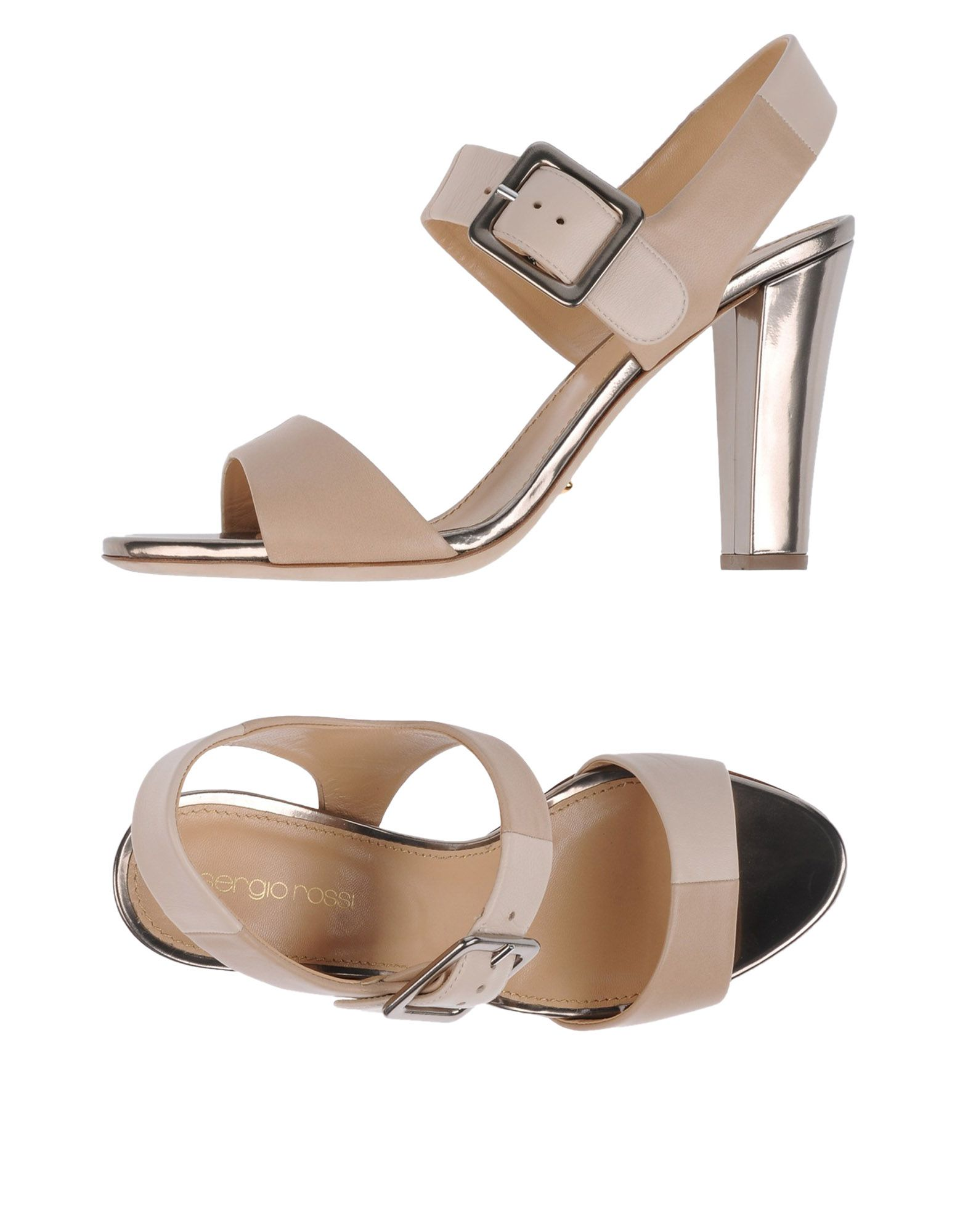 Sergio Rossi Rossi Sergio Sandals - Women Sergio Rossi Sandals online on  United Kingdom - 11211383BT a22c03