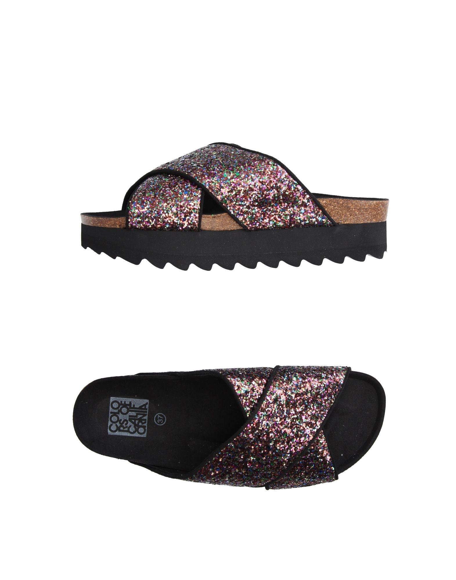 Farbes Of California Sandalen Damen sich Gutes Preis-Leistungs-Verhältnis, es lohnt sich Damen 2042 cb456b