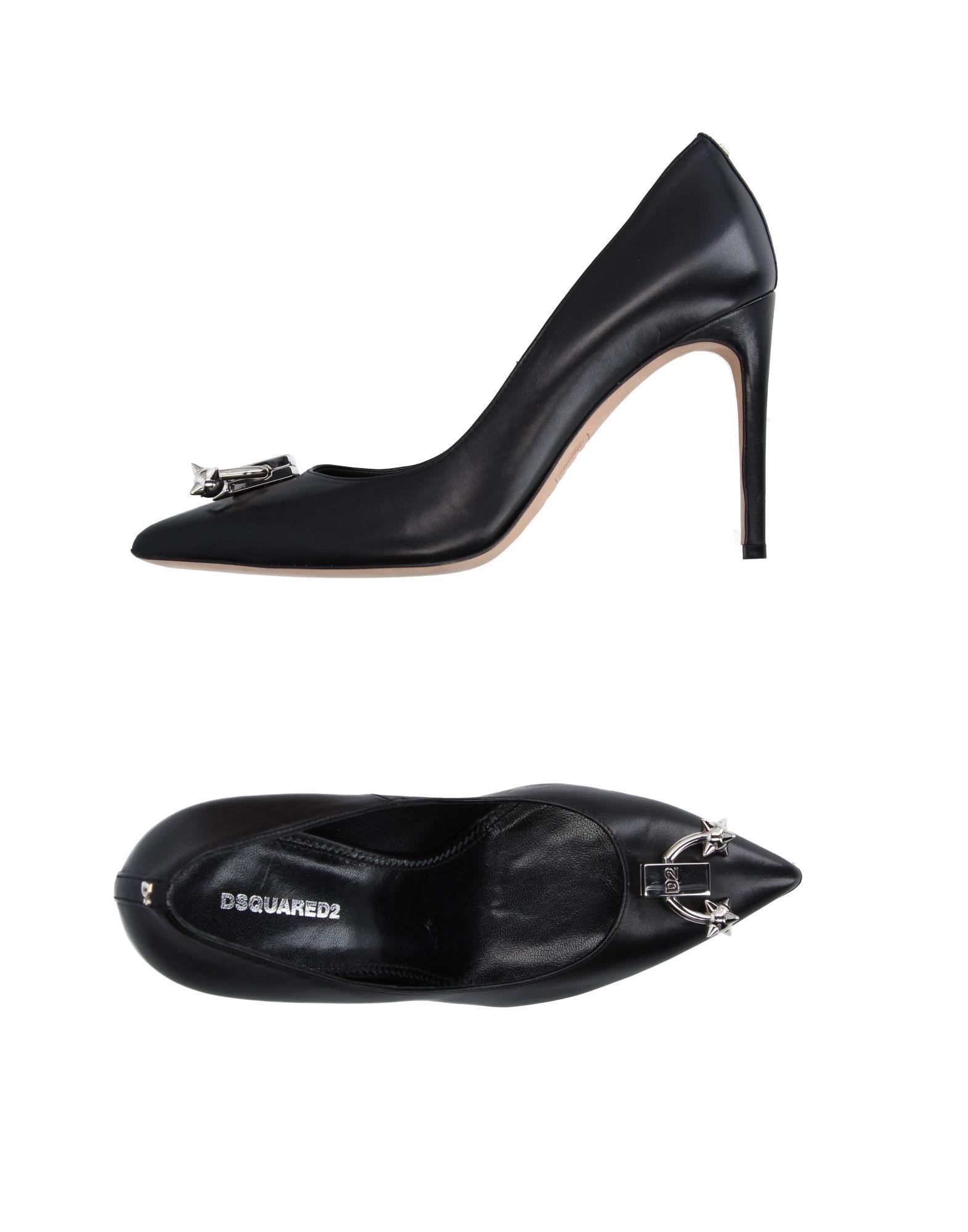 Dsquared2 Pumps Damen  gut 11211680JQGünstige gut  aussehende Schuhe 0a5cc7