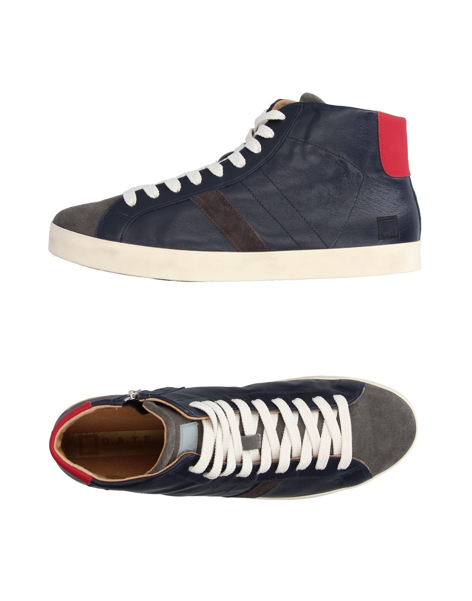 Rabatt echte Sneakers Schuhe D.A.T.E. Sneakers echte Herren  11211715FU b055bc