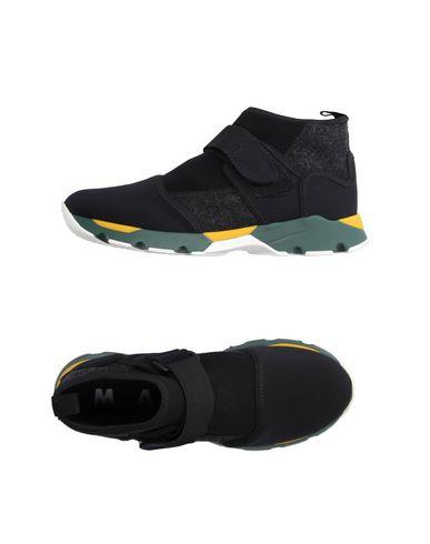Los zapatos más populares para hombres y mujeres Zapatillas - Marni Mujer - Zapatillas Zapatillas Marni Azul marino 58b014