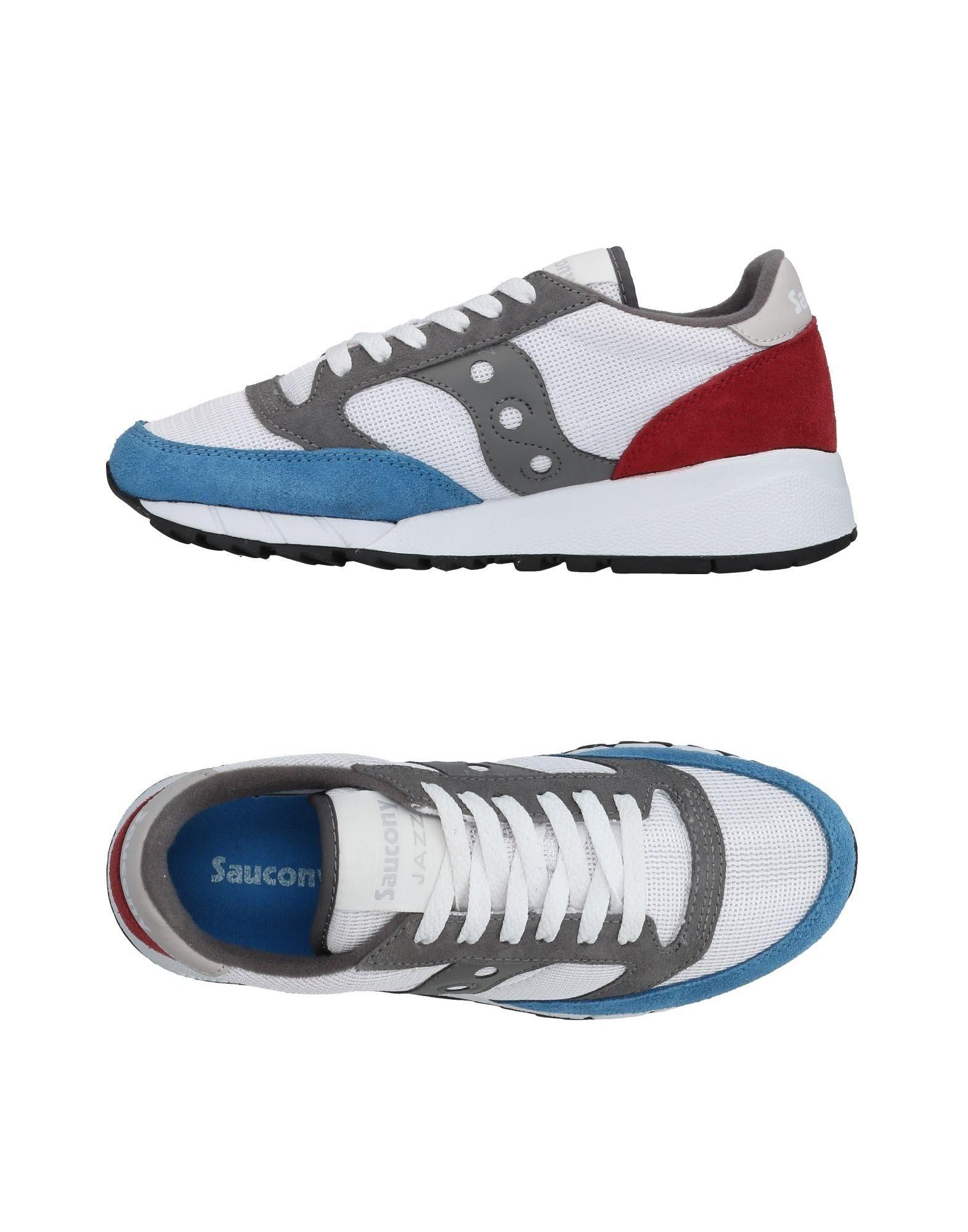 Rabatt echte Schuhe Saucony Sneakers Herren  11211756FR