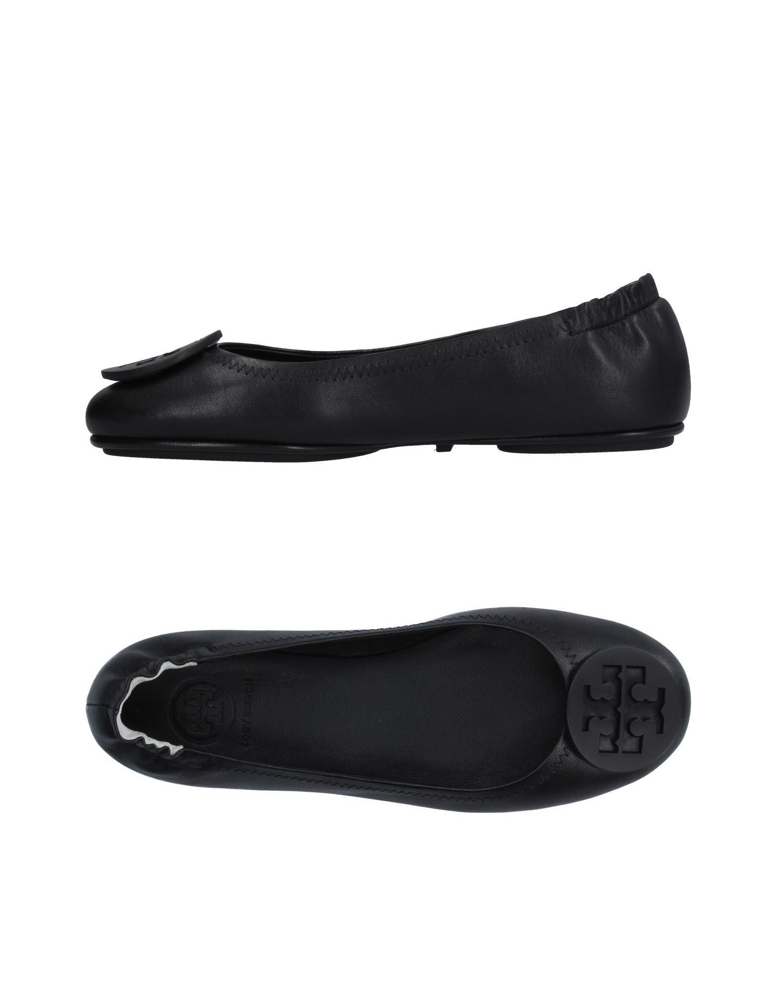 Tory Burch Ballerinas Damen  11211818TPGut aussehende strapazierfähige Schuhe