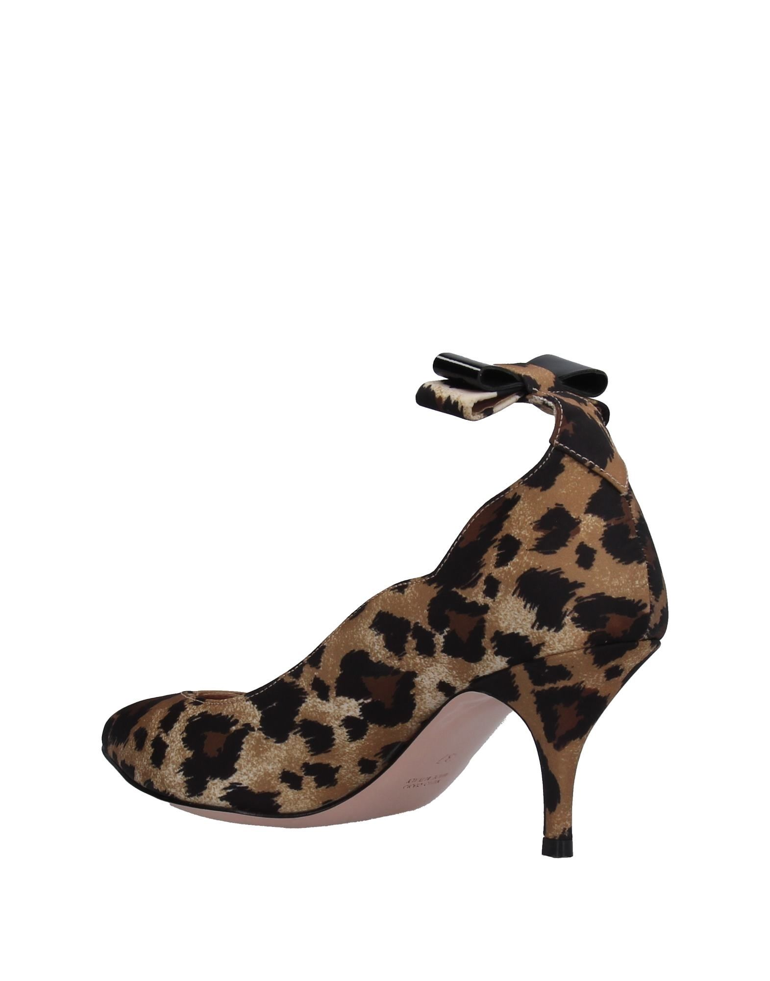 Stilvolle billige Schuhe Damen ROT(V) Pumps Damen Schuhe  11211916IP 0f44d8