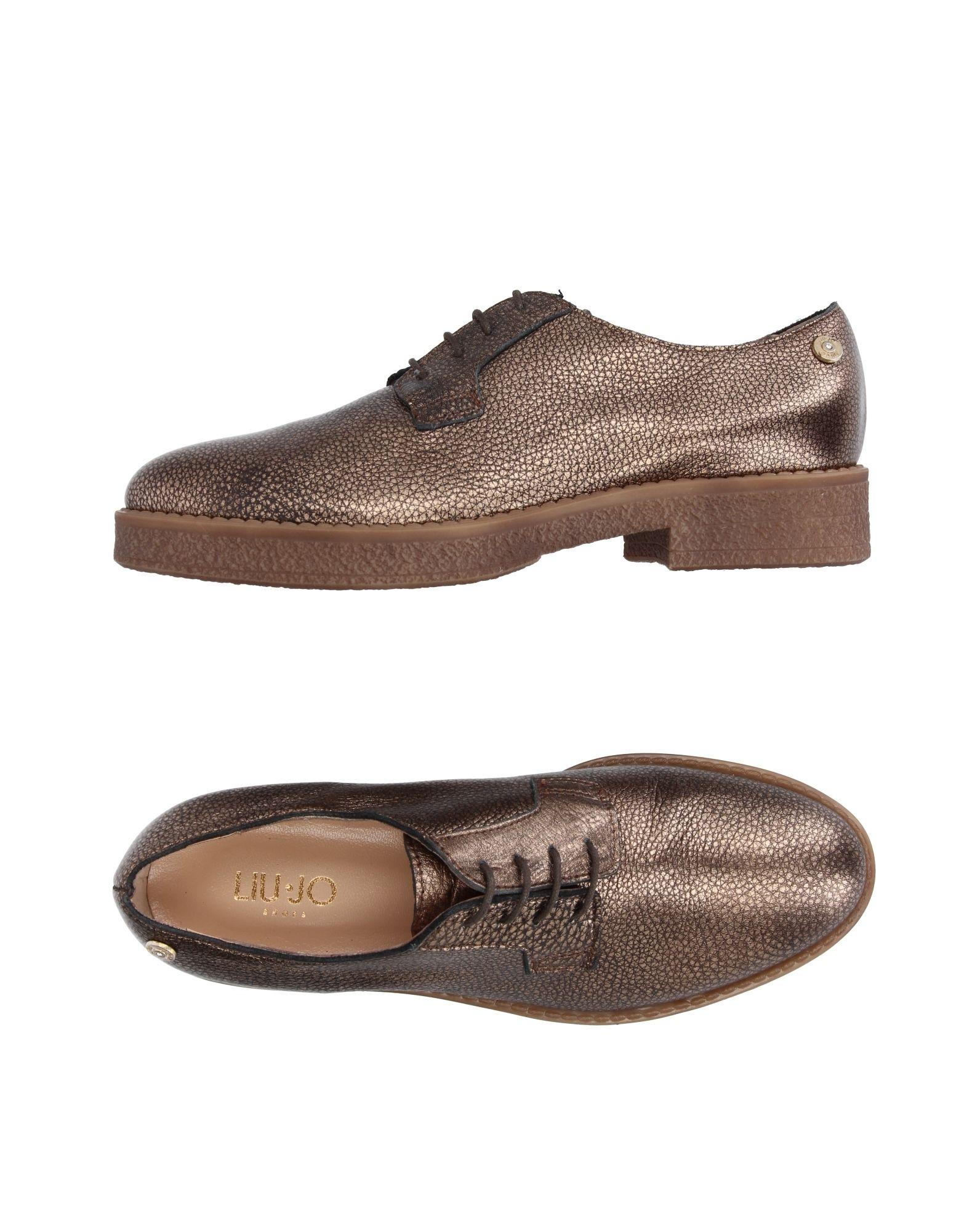 Liu Liu Liu •Jo Shoes Schnürschuhe Damen  11212072SB 6b03b3
