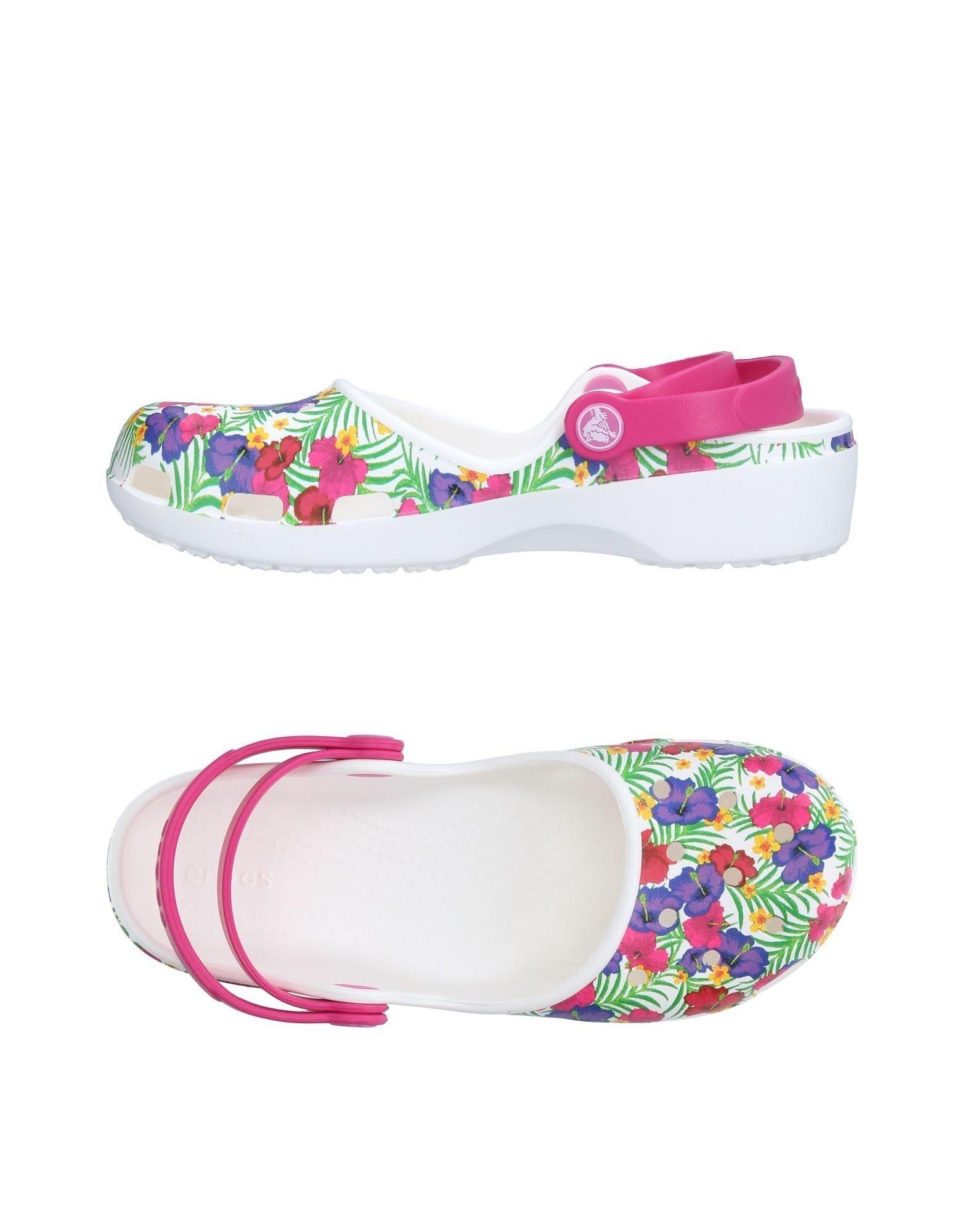 Sandales Crocs Femme - Sandales Crocs sur