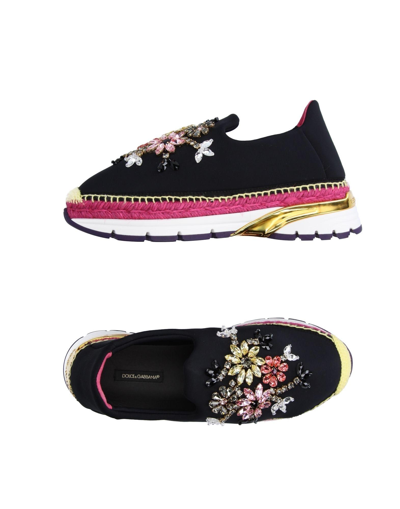 Dolce & Gabbana Espadrilles Damen  11212212WFGünstige gut aussehende Schuhe
