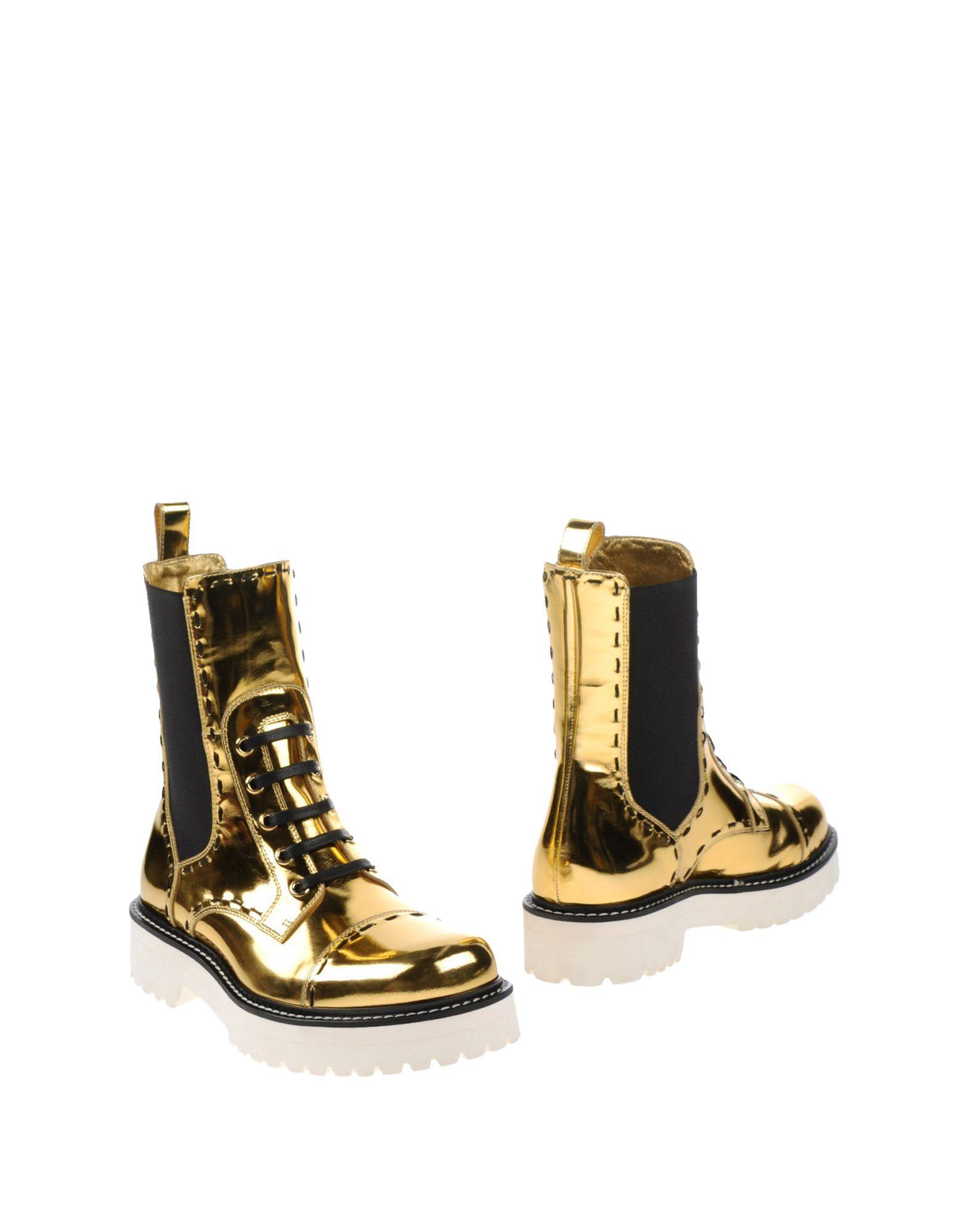 Dolce & Gabbana Stiefelette aussehende Damen  11212215LNGünstige gut aussehende Stiefelette Schuhe 1a30dc