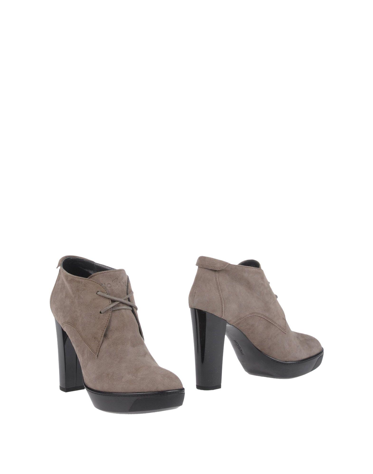 Hogan aussehende Stiefelette Damen  11212292TEGut aussehende Hogan strapazierfähige Schuhe 107812