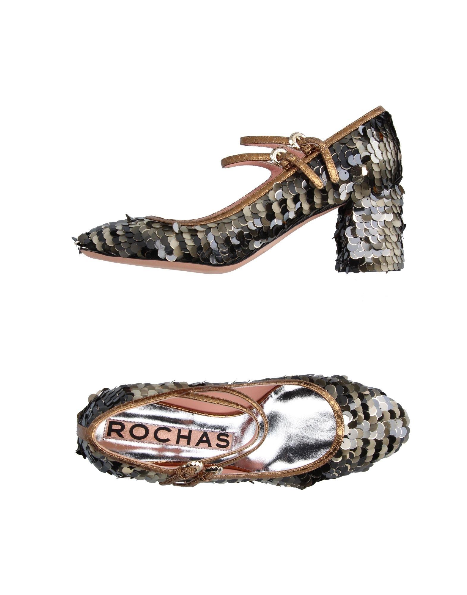 Rabatt Schuhe Rochas Pumps Damen  11212311FT