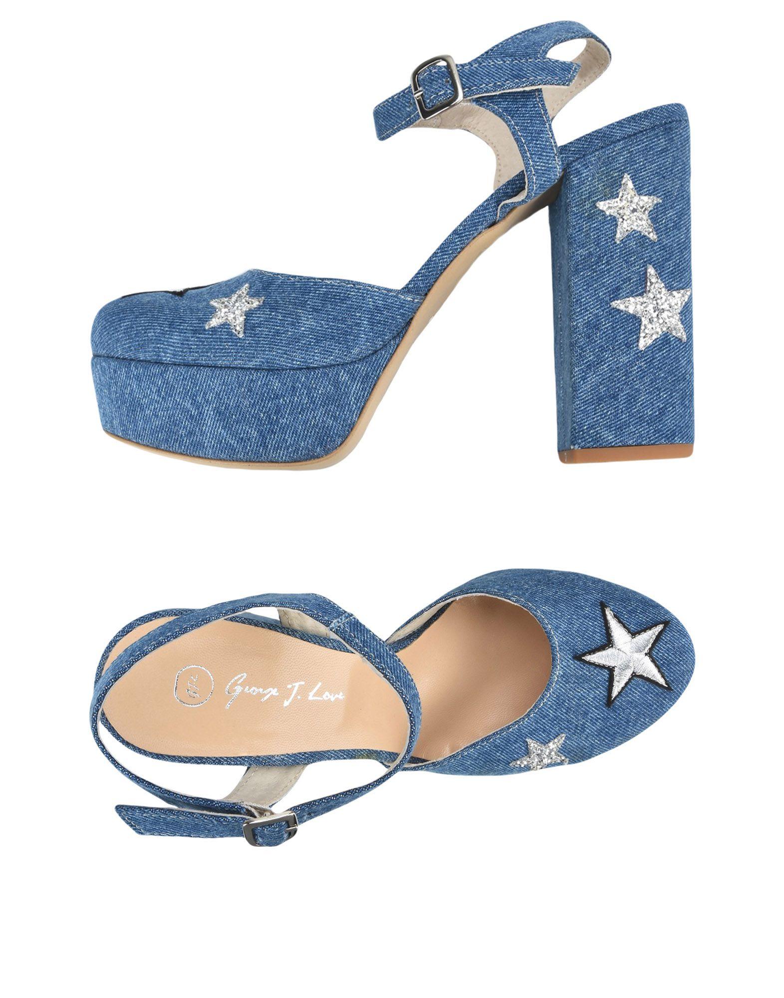 George J. Love Pumps Damen  11212650GN Gute Qualität beliebte Schuhe