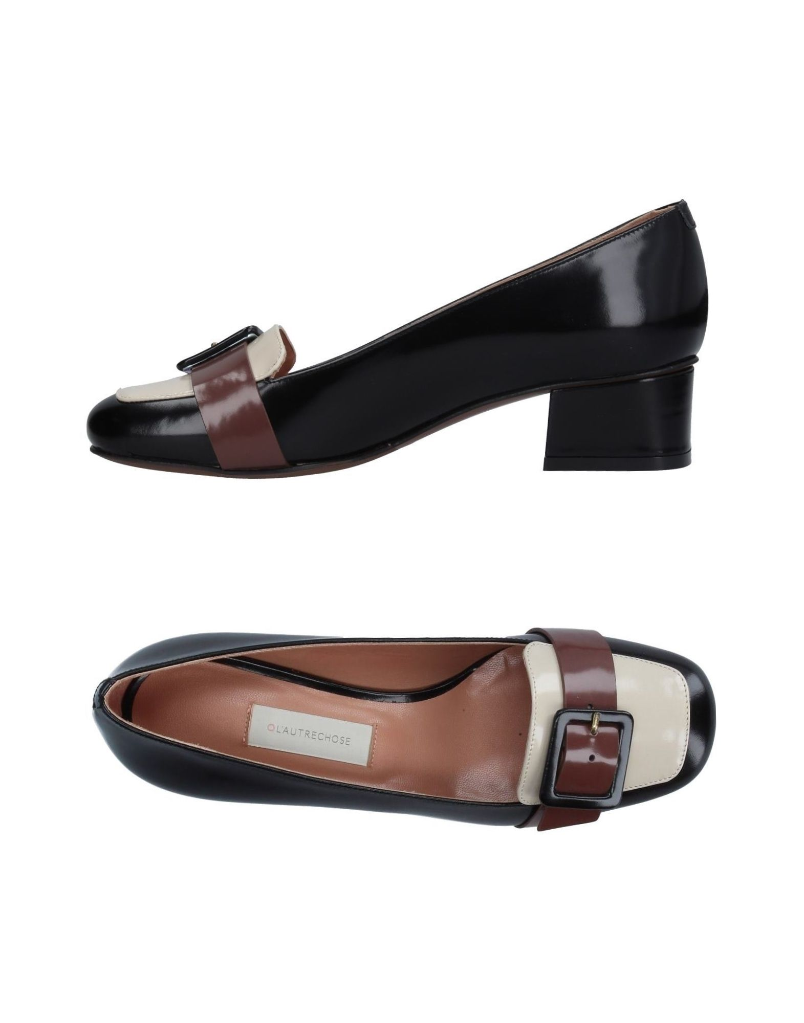 L' Autre Chose Loafers - Women L' Autre Chose Loafers Kingdom online on  United Kingdom Loafers - 11212767EI 18ccb3