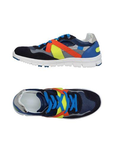 Zapatos con descuento Hombre Zapatillas Dolce & Gabbana Hombre descuento - Zapatillas Dolce & Gabbana - 11212938GR Azul oscuro a3e5a6