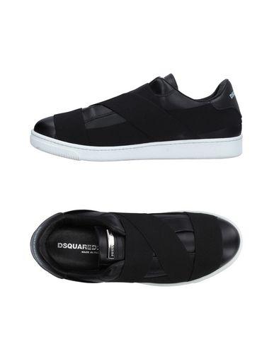 Zapatos con descuento Zapatillas Dsquared2 Hombre - Zapatillas Dsquared2 - 11213015SR Negro