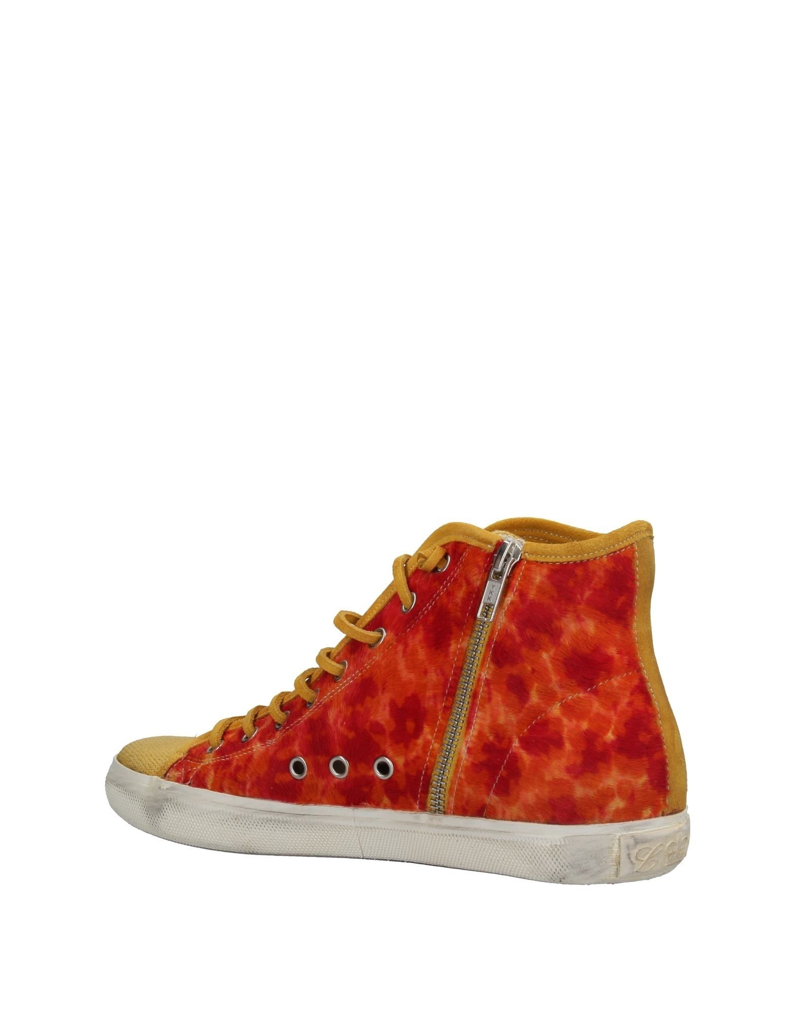 Leather Crown Sneakers aussehende Damen  11213513VSGut aussehende Sneakers strapazierfähige Schuhe 1f289c
