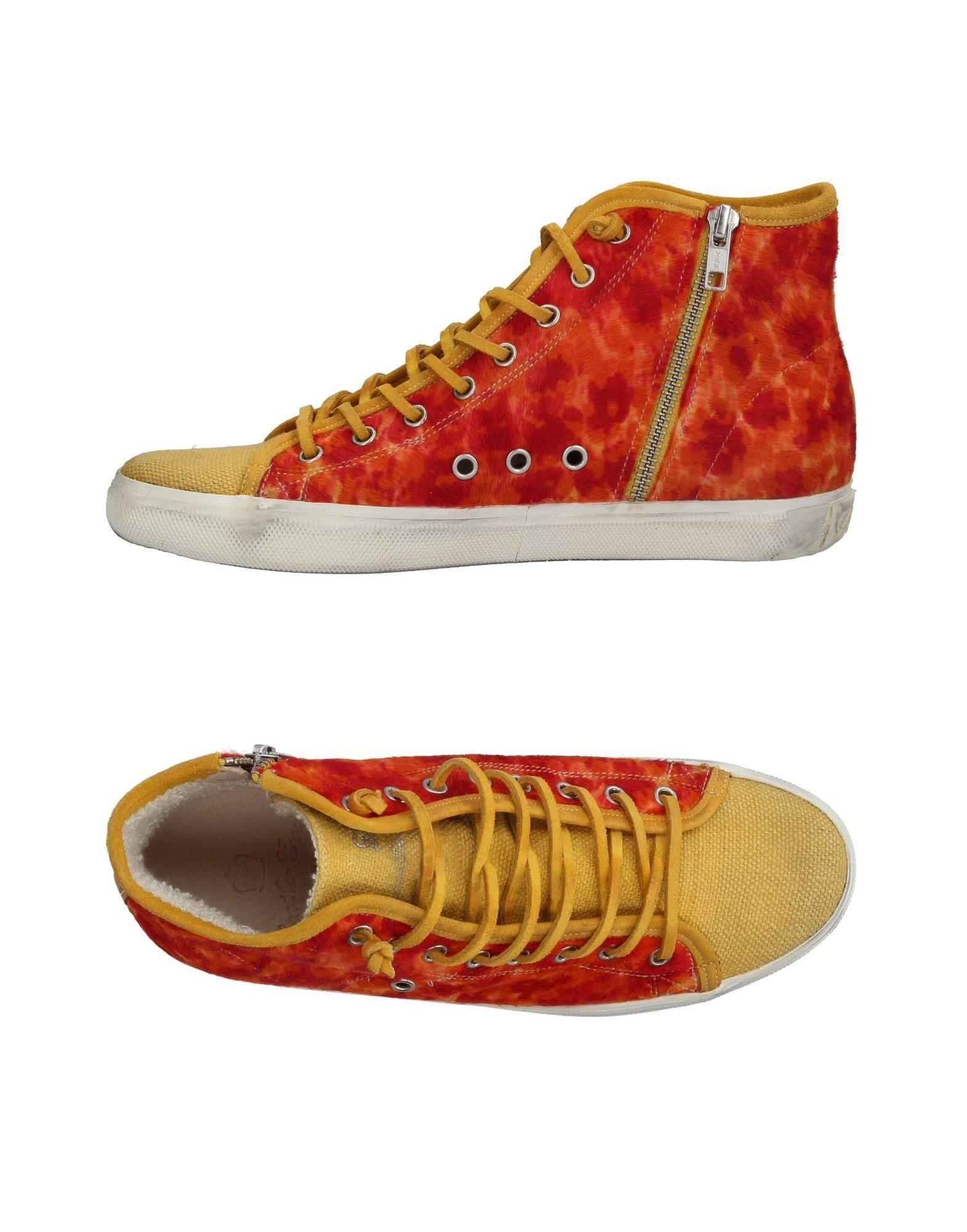 Sneakers Leather Crown Donna - 11213513VS