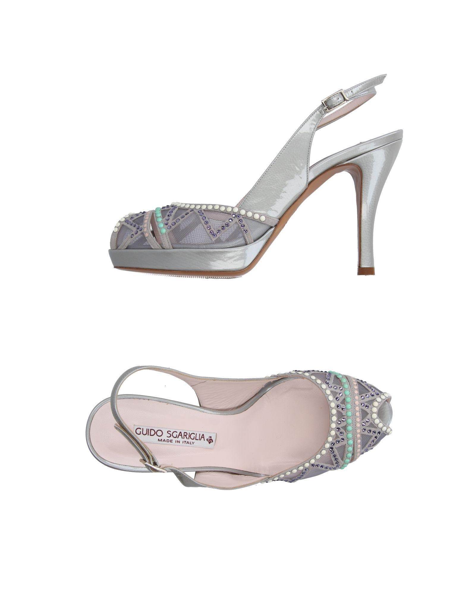 Gut um Sandalen billige Schuhe zu tragenGuido Sgariglia Sandalen um Damen  11213596OR 1bff80