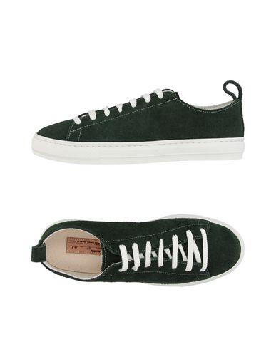 BUDDY Sneakers in Dark Green