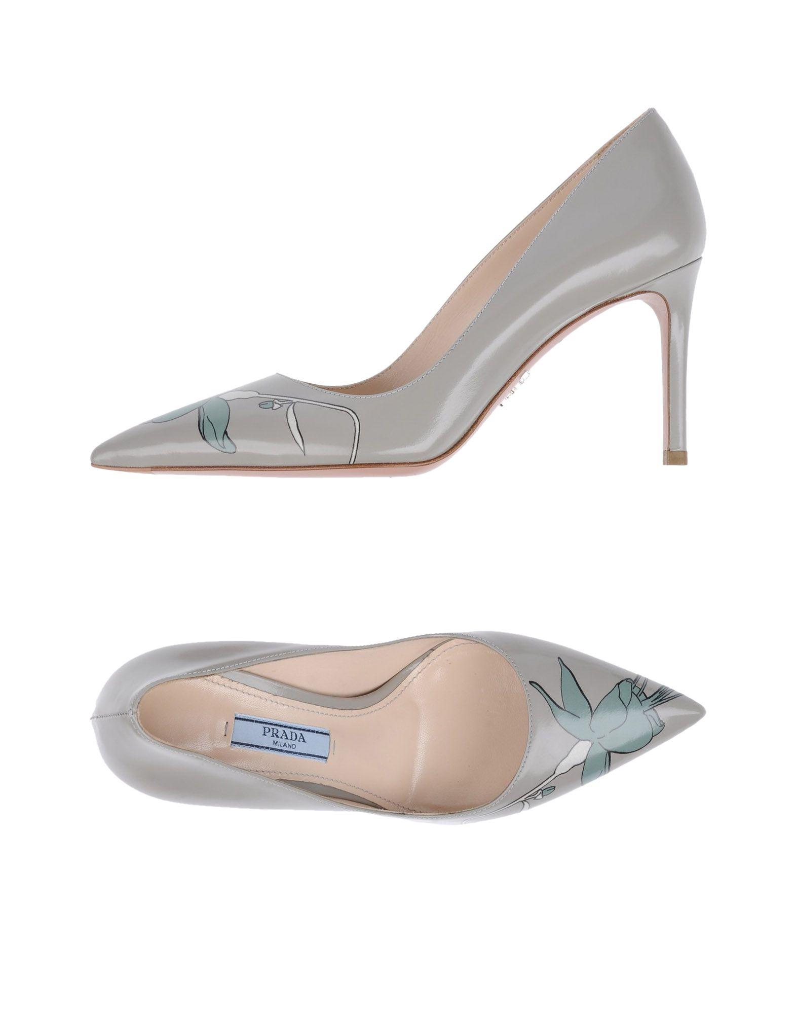 Prada Pumps Damen  11213900LXGünstige gut aussehende Schuhe