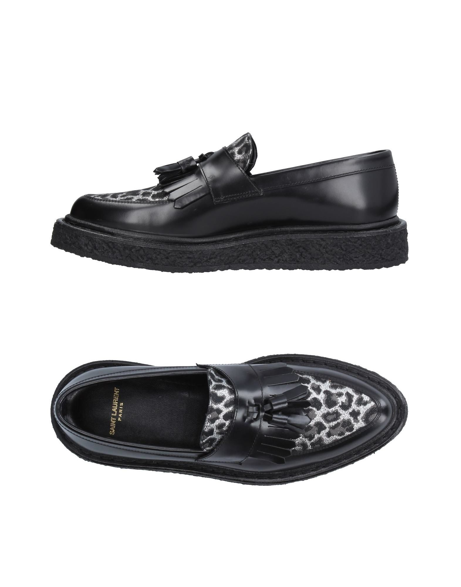 Saint Laurent Loafers Loafers - Women Saint Laurent Loafers Loafers online on  Canada - 11214183WM 5f73a7
