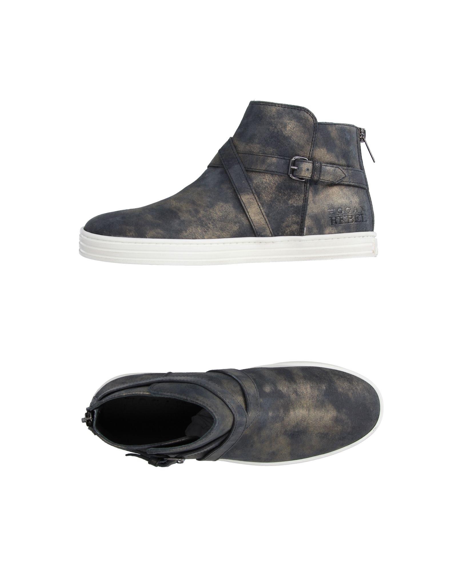 Stilvolle billige Schuhe  Hogan Rebel Sneakers Damen  Schuhe 11214266JM 85bcd7