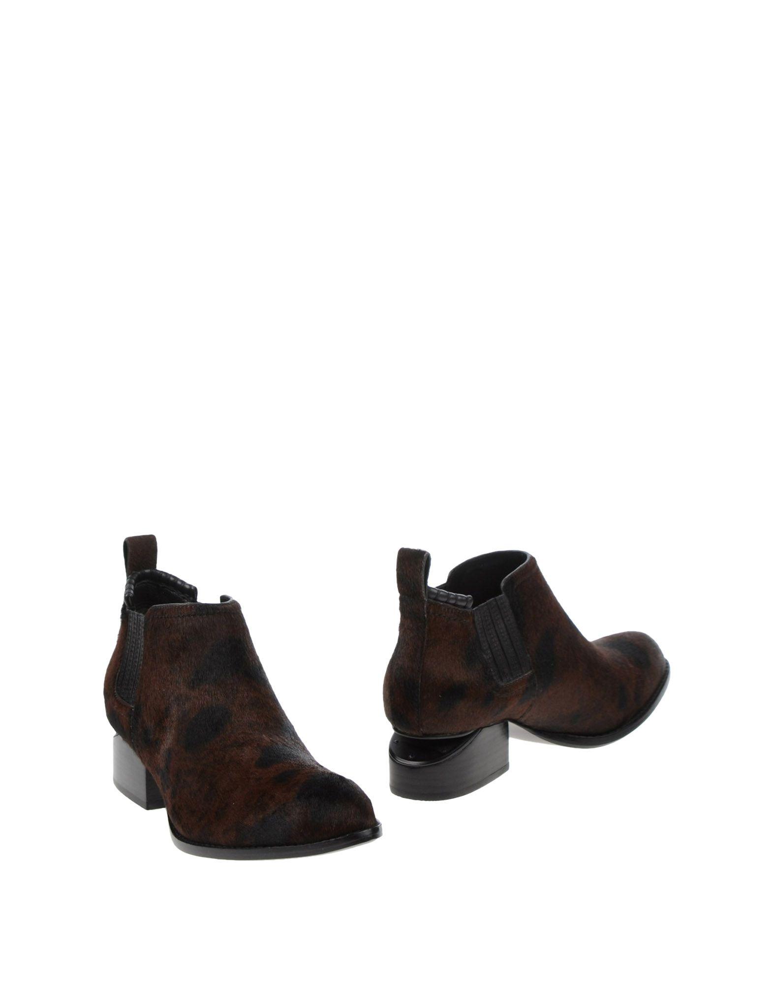 Rabatt Schuhe Alexander Wang Chelsea Boots Damen  11214320OS