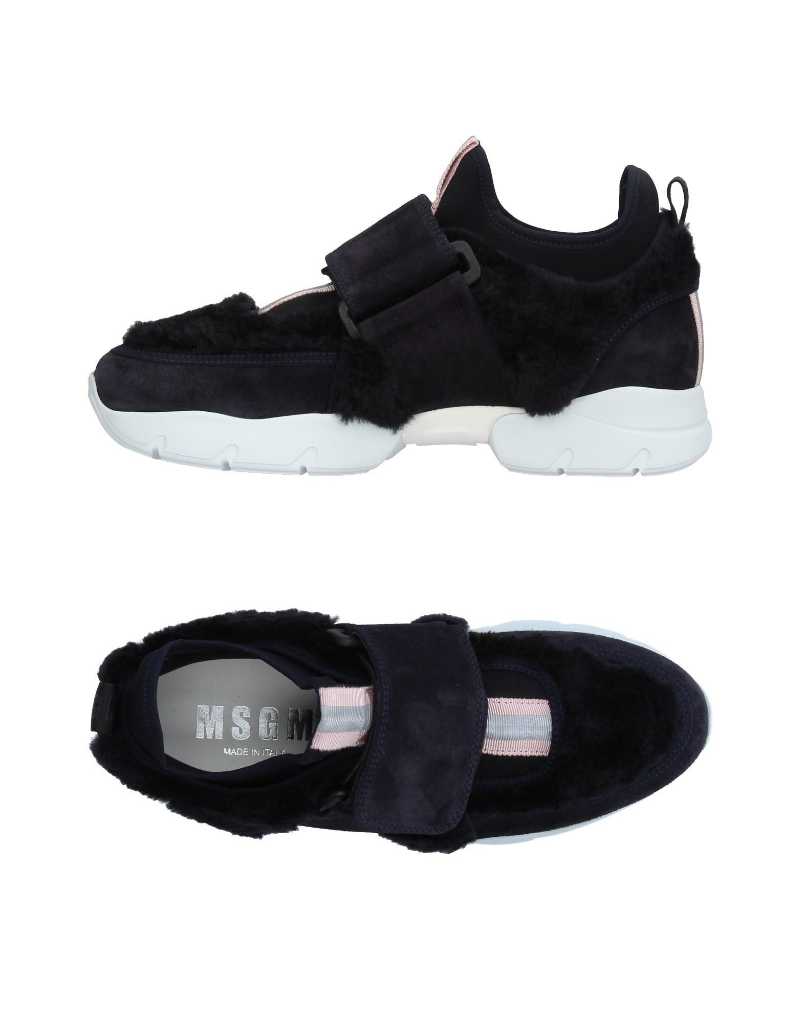 Haltbare Mode billige Schuhe Msgm Sneakers Damen  11214348OI Heiße Schuhe