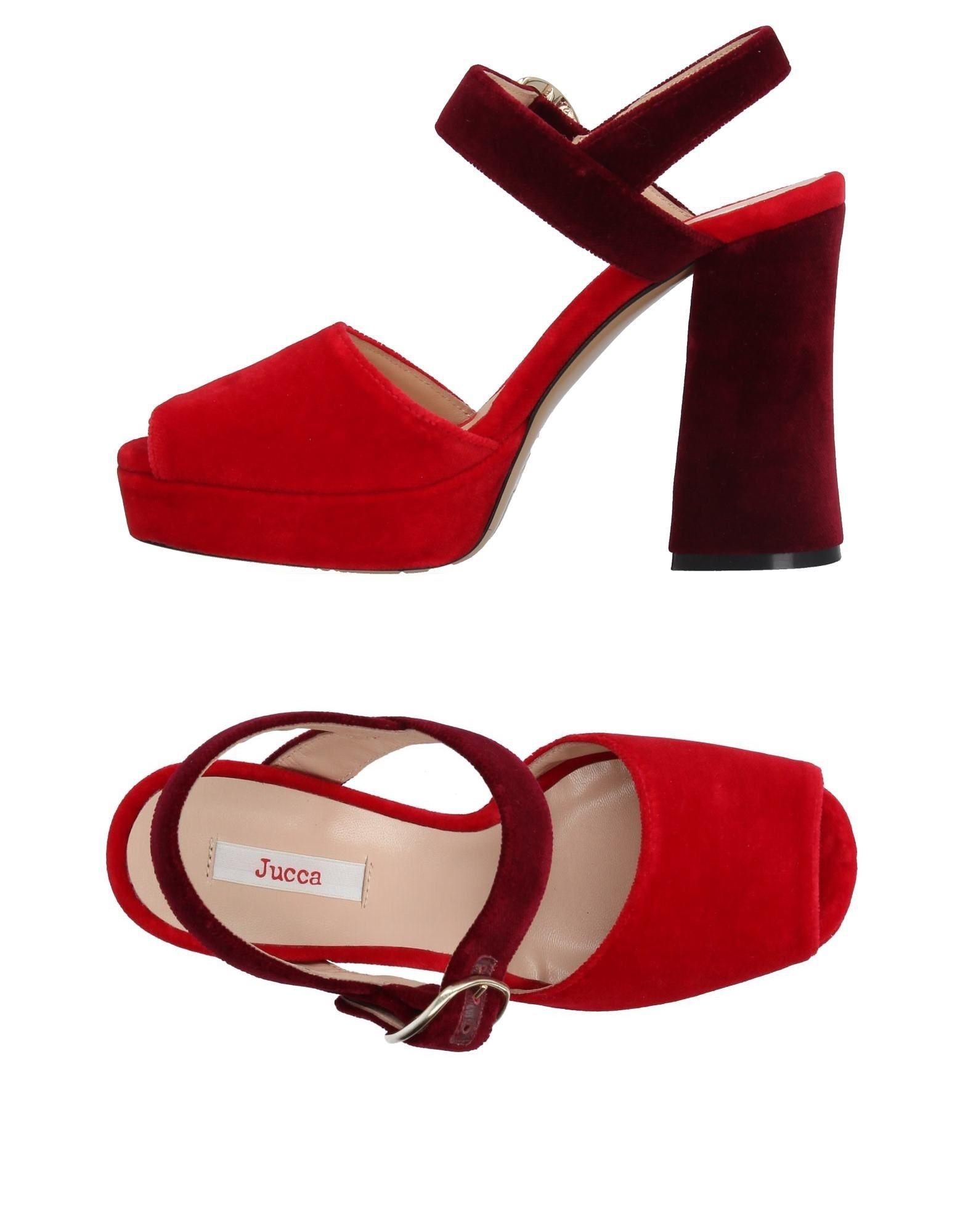 Stilvolle billige Schuhe Jucca Sandalen Damen  11214379TD