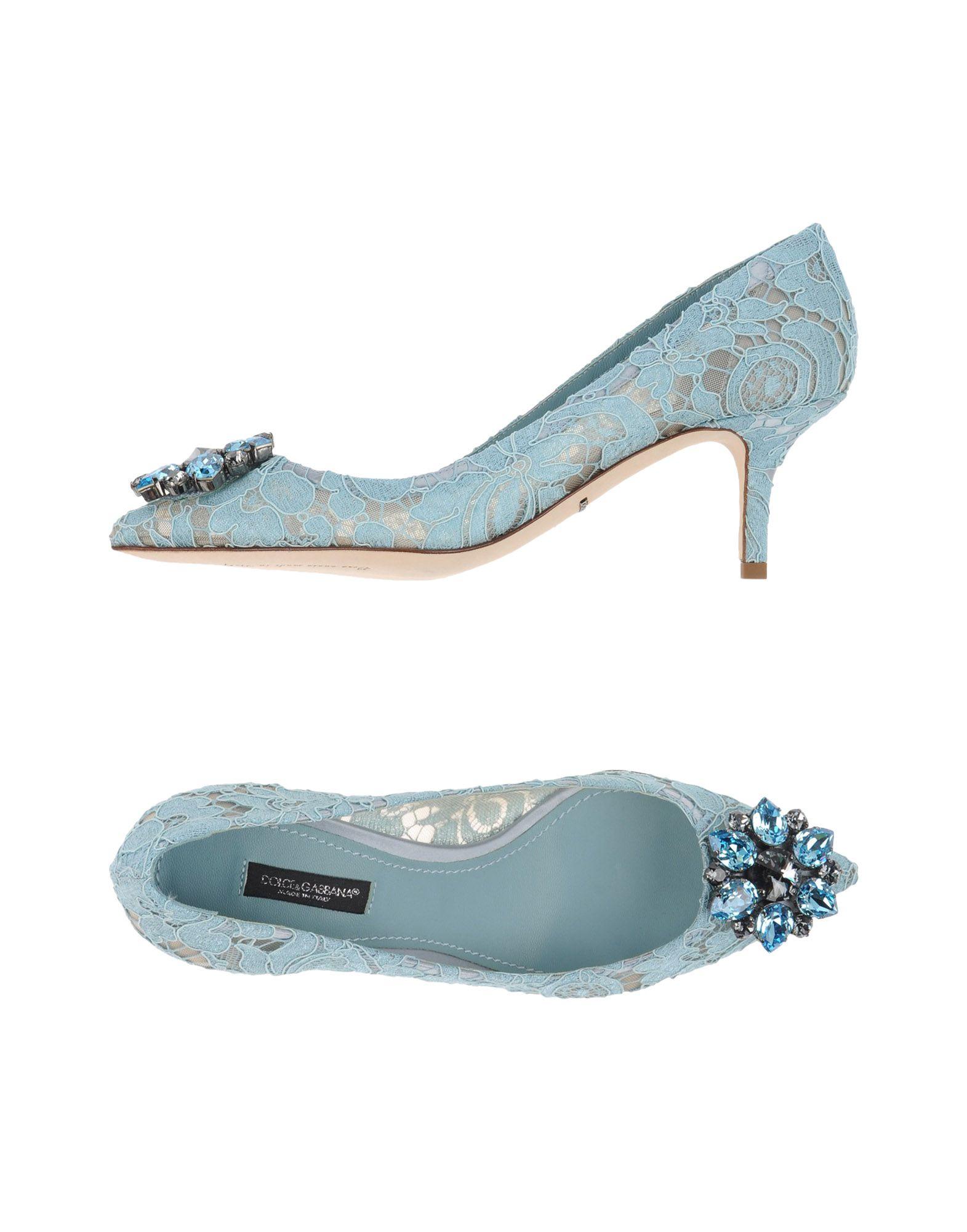 Dolce & Gabbana gut Pumps Damen  11214405ALGünstige gut Gabbana aussehende Schuhe d2c11d