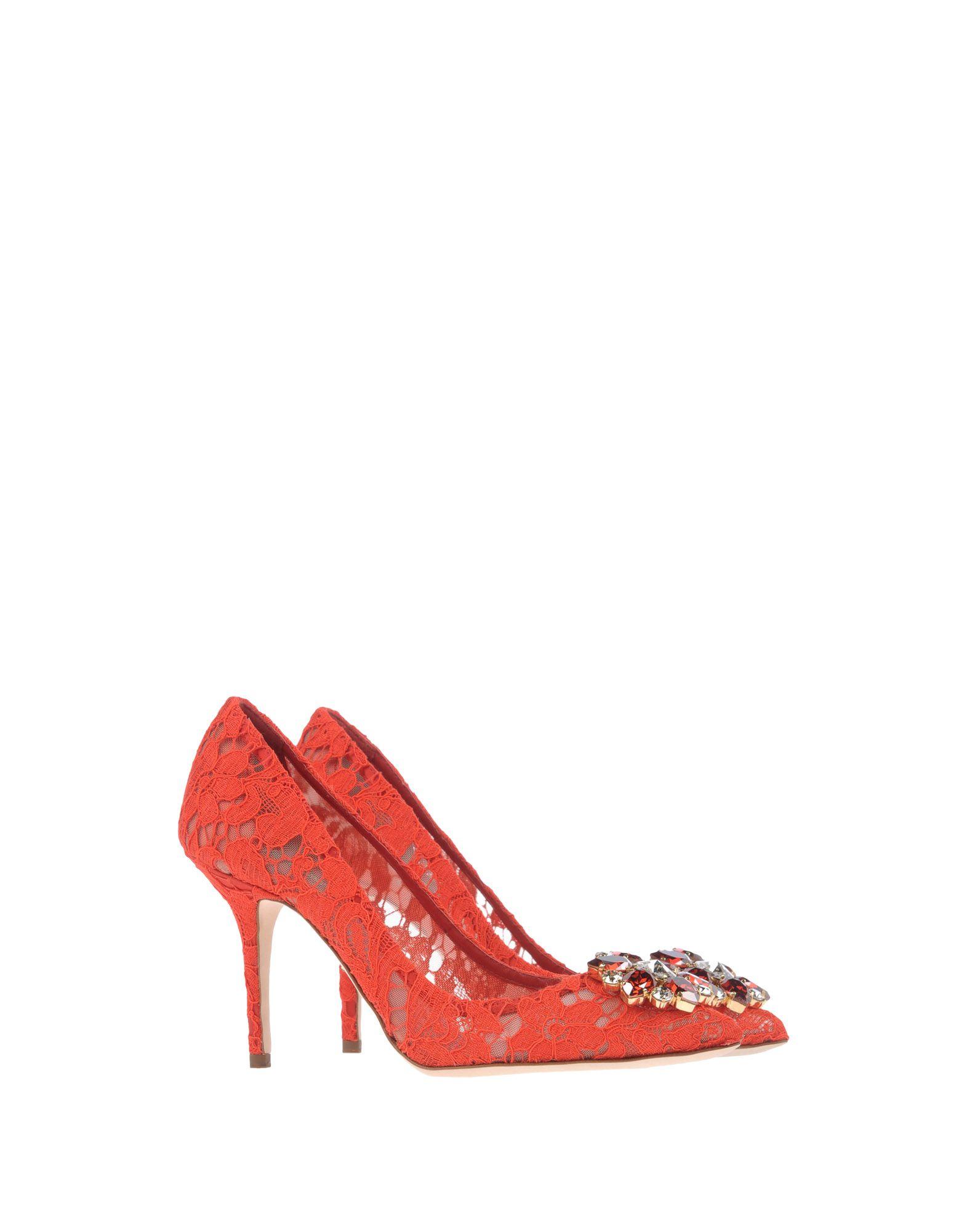 Dolce & Gabbana Pumps aussehende Damen  11214410EHGünstige gut aussehende Pumps Schuhe 6f0f9f