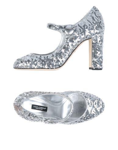 Dolce & Gabbana Décolleté Donna Scarpe Argento