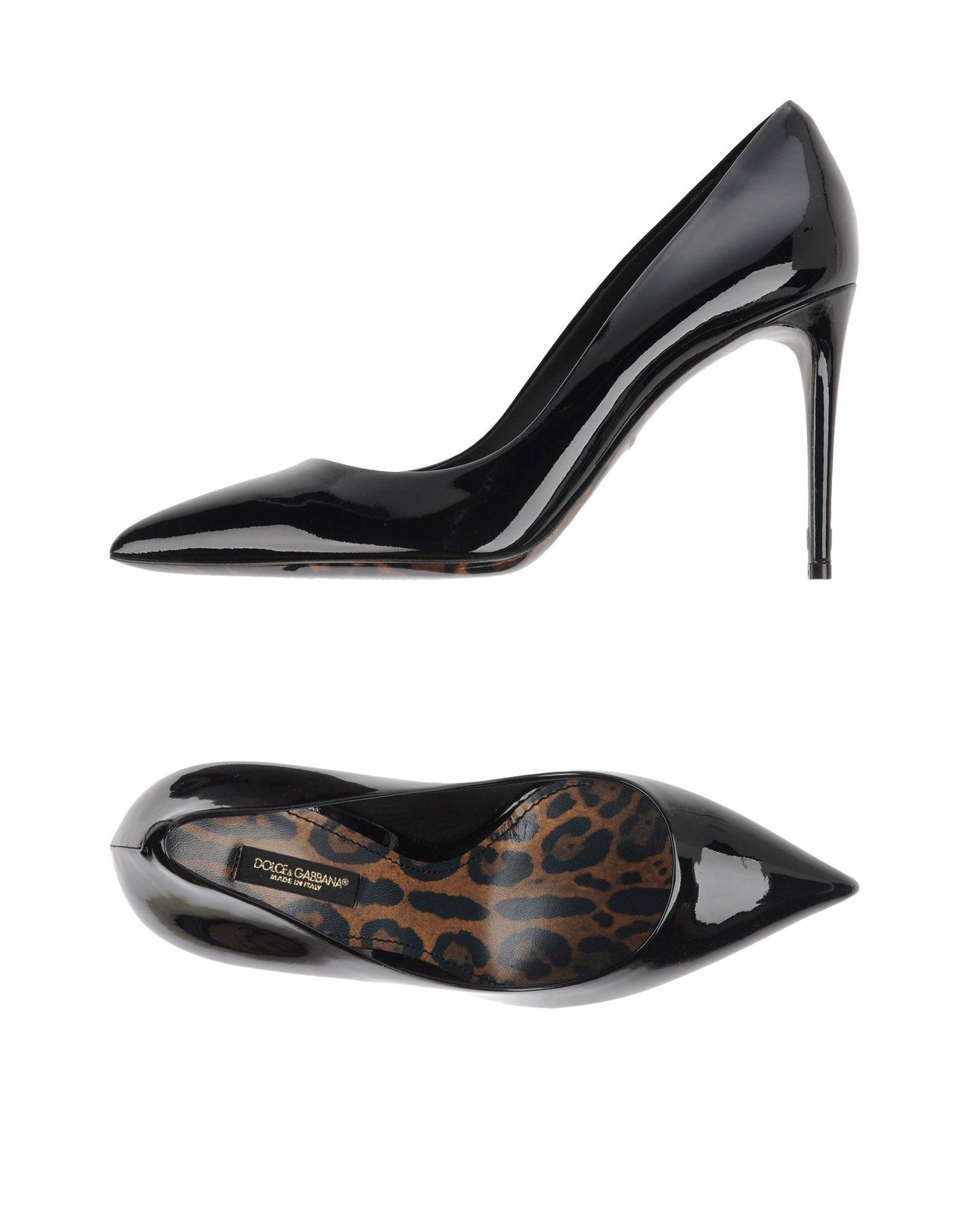 Dolce & Gabbana gut Pumps Damen  11214490BUGünstige gut Gabbana aussehende Schuhe 58ff34