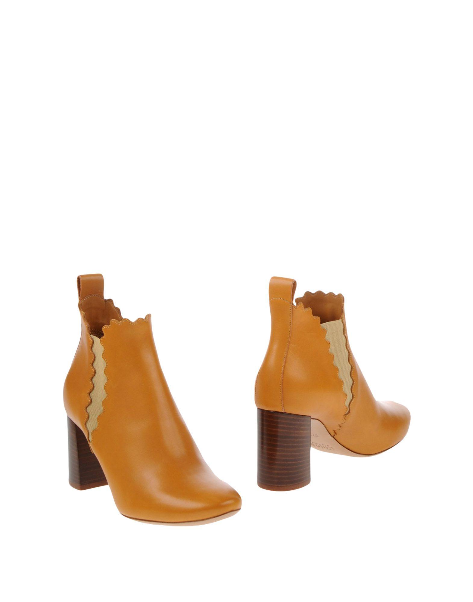 Chloé Chelsea Boots Damen  Schuhe 11214523QLGünstige gut aussehende Schuhe  9c2947