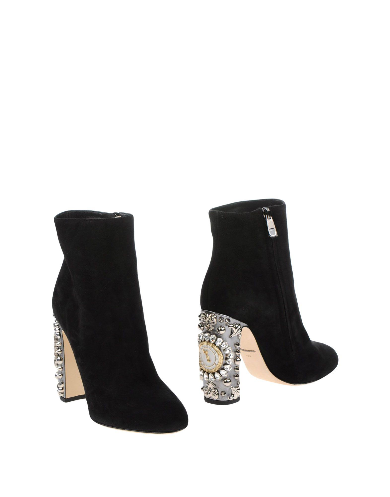 Dolce & Gabbana Stiefelette Damen Damen Damen  11214524EM Neue Schuhe 7d543f