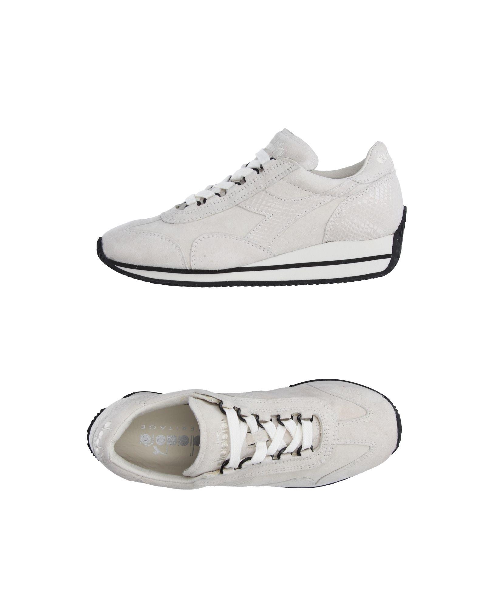 Diadora Qualität Heritage Turnschuhes Damen 11214648NQ Gute Qualität Diadora beliebte Schuhe ad1d48